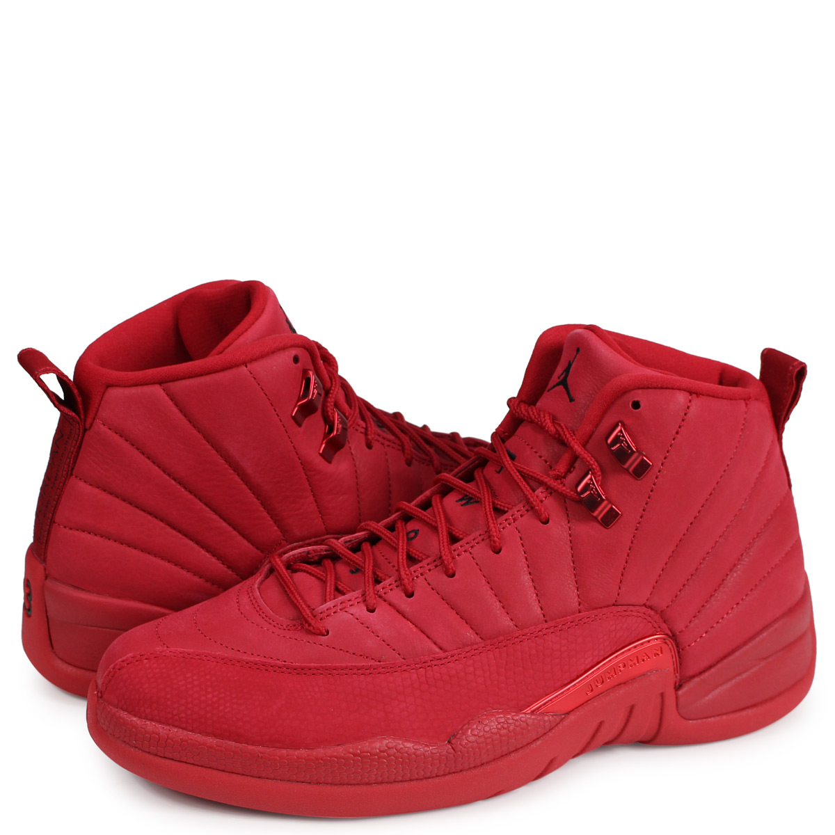 huge selection of 5b5f9 af40c Nike NIKE Air Jordan 12 レトロースニーカーメンズ AIR JORDAN 12 RETRO red 130,690-601