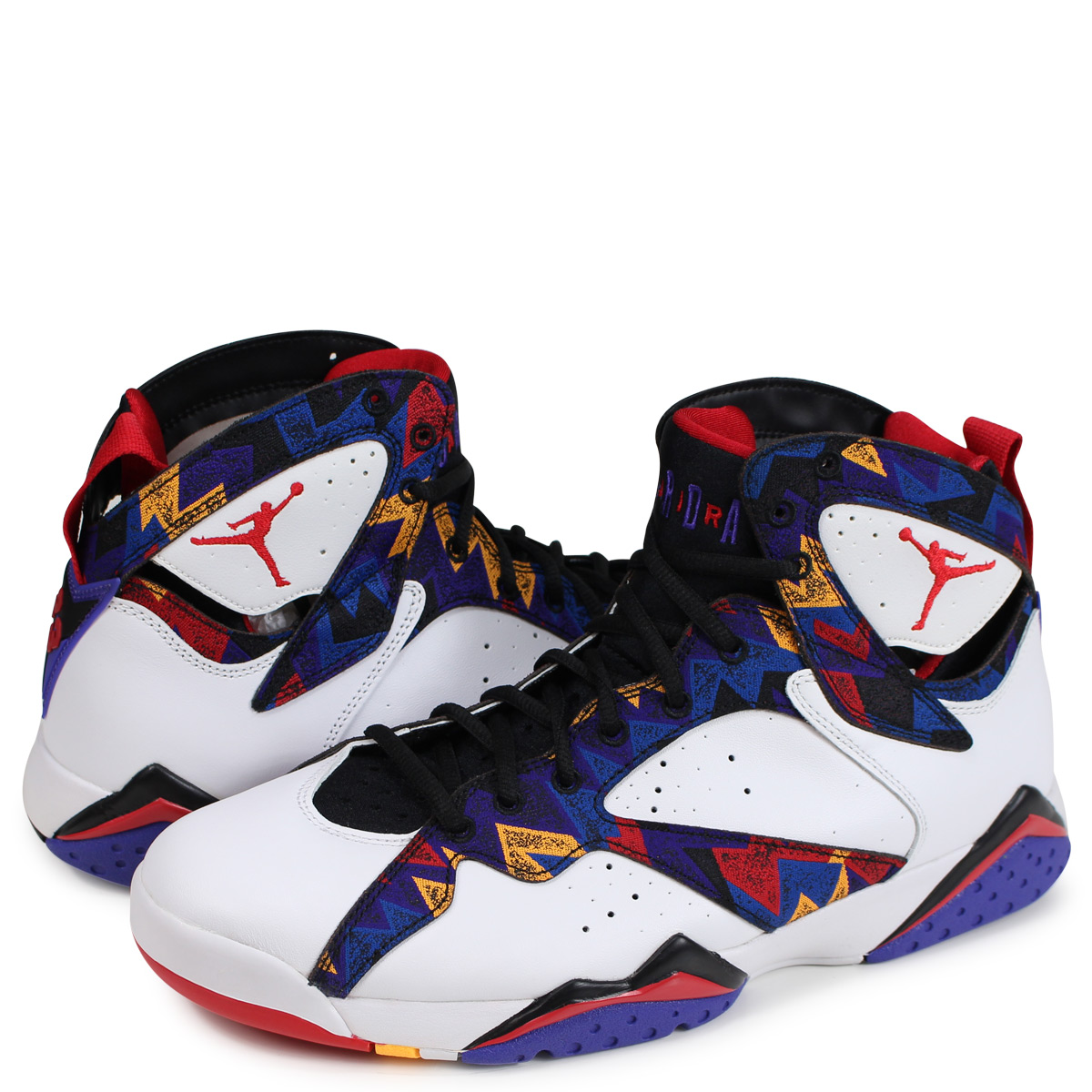 new styles 015d2 f9a36 Nike NIKE Air Jordan 7 nostalgic sneakers men AIR JORDAN 7 RETRO SWEATER  white 304,775- ...