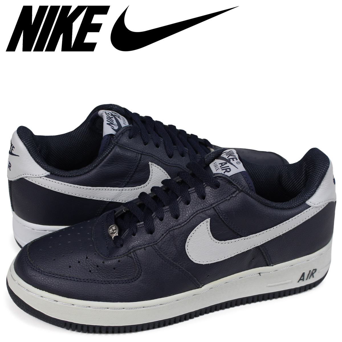 reputable site ca0fe e75ac NIKE AIR FORCE 1 LOW COURIR Nike air force 1 sneakers men 305,200-401 blue  ...