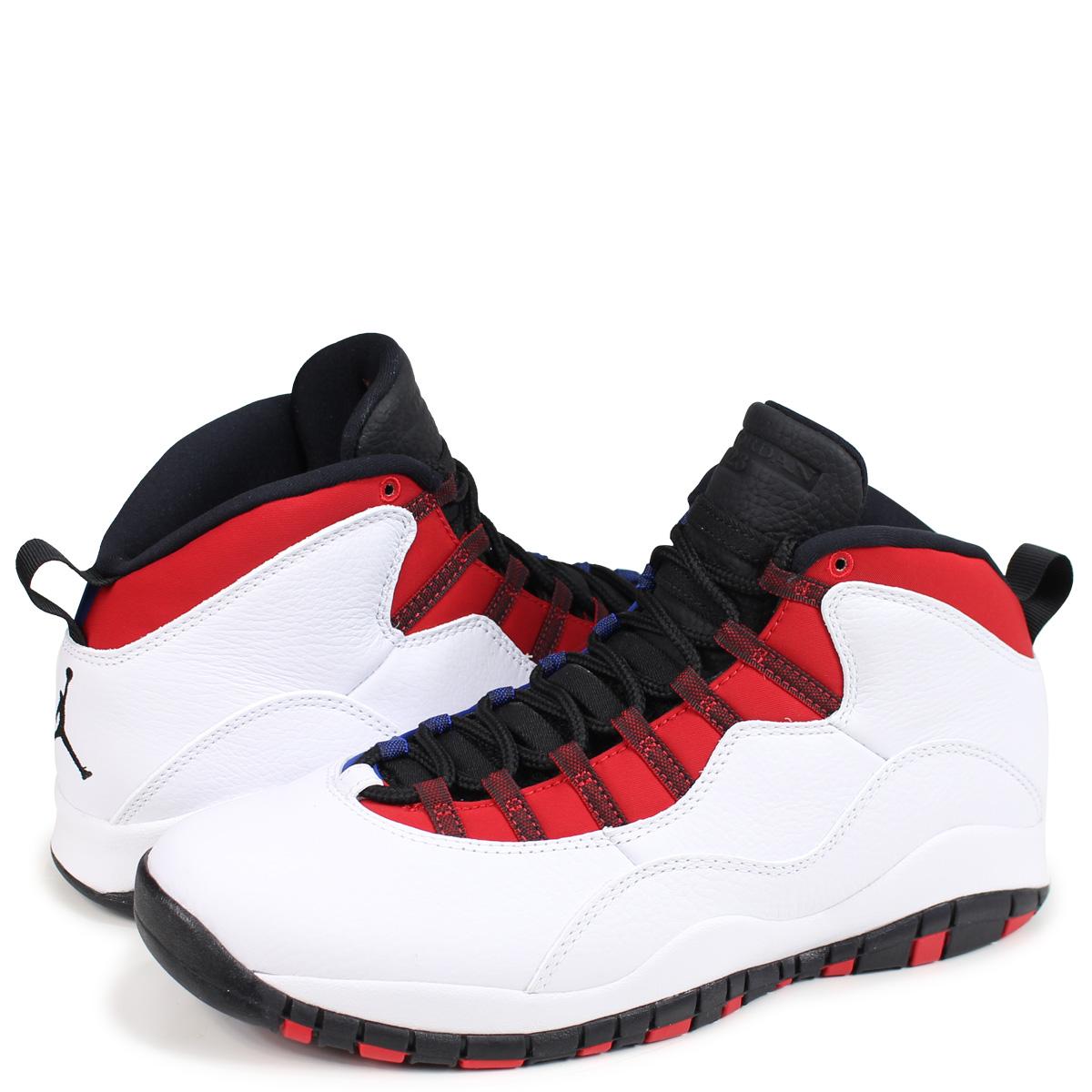 3b3a41a442a3 NIKE AIR JORDAN 10 RETRO RUSSELL WESTBROOK Nike Air Jordan 10 nostalgic  sneakers men 310