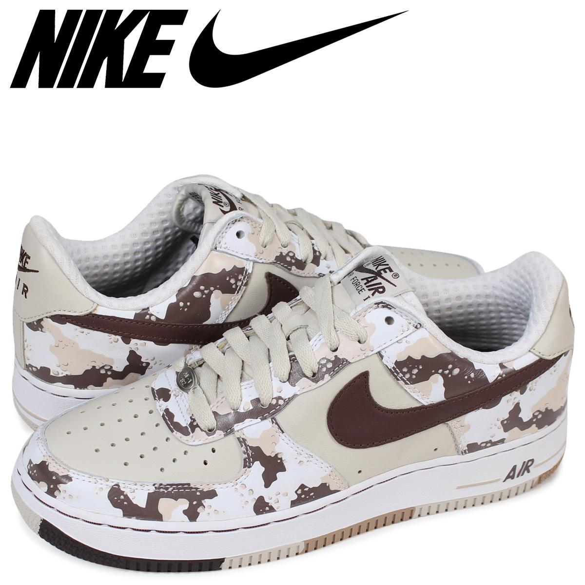revendeur d03c4 24016 NIKE AIR FORCE 1 LOW PREMIUM Nike air force 1 sneakers 313,641-221 men's  shoes duck [1712]