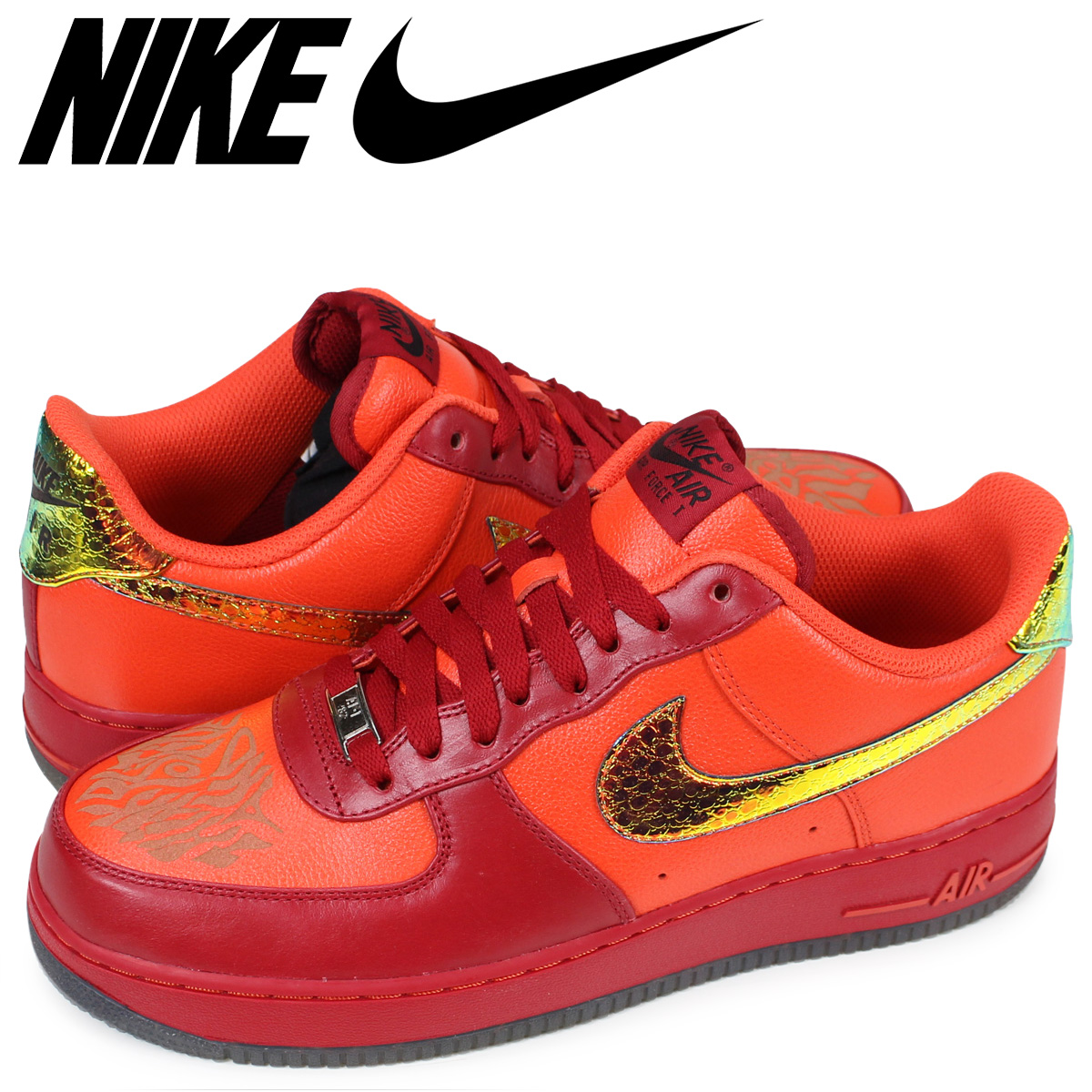 best loved 2d778 8a625 NIKE AIR FORCE 1 07 LE DOERNBECHER Nike air force 1 sneakers 349,440-800  men's ...