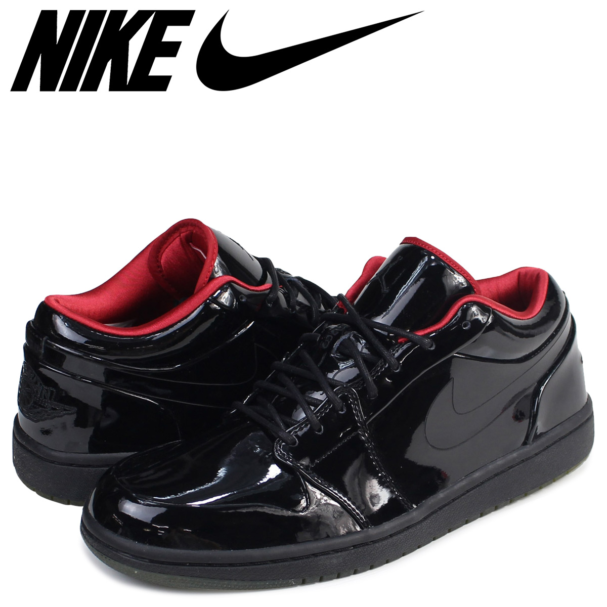 NIKE耐吉空氣喬丹1運動鞋AIR JORDAN 1 PHAT LOW PREMIUM 365763-001人鞋黑色