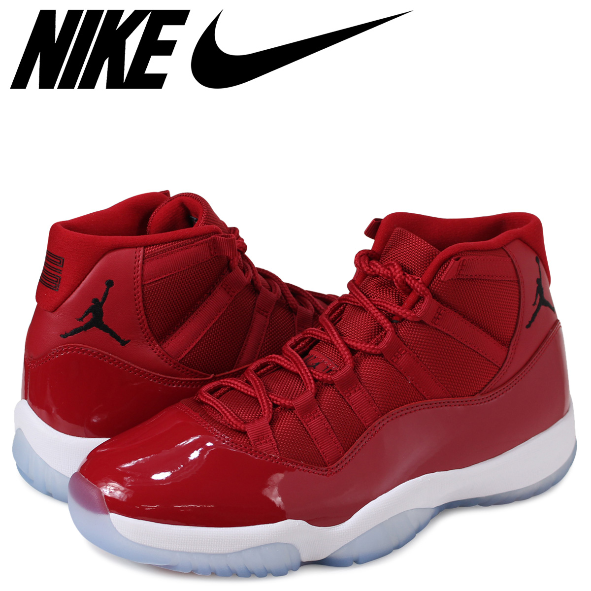 318172aa9d68 ALLSPORTS  NIKE AIR JORDAN 11 RETRO WIN LIKE 96 Nike Air Jordan 11 ...