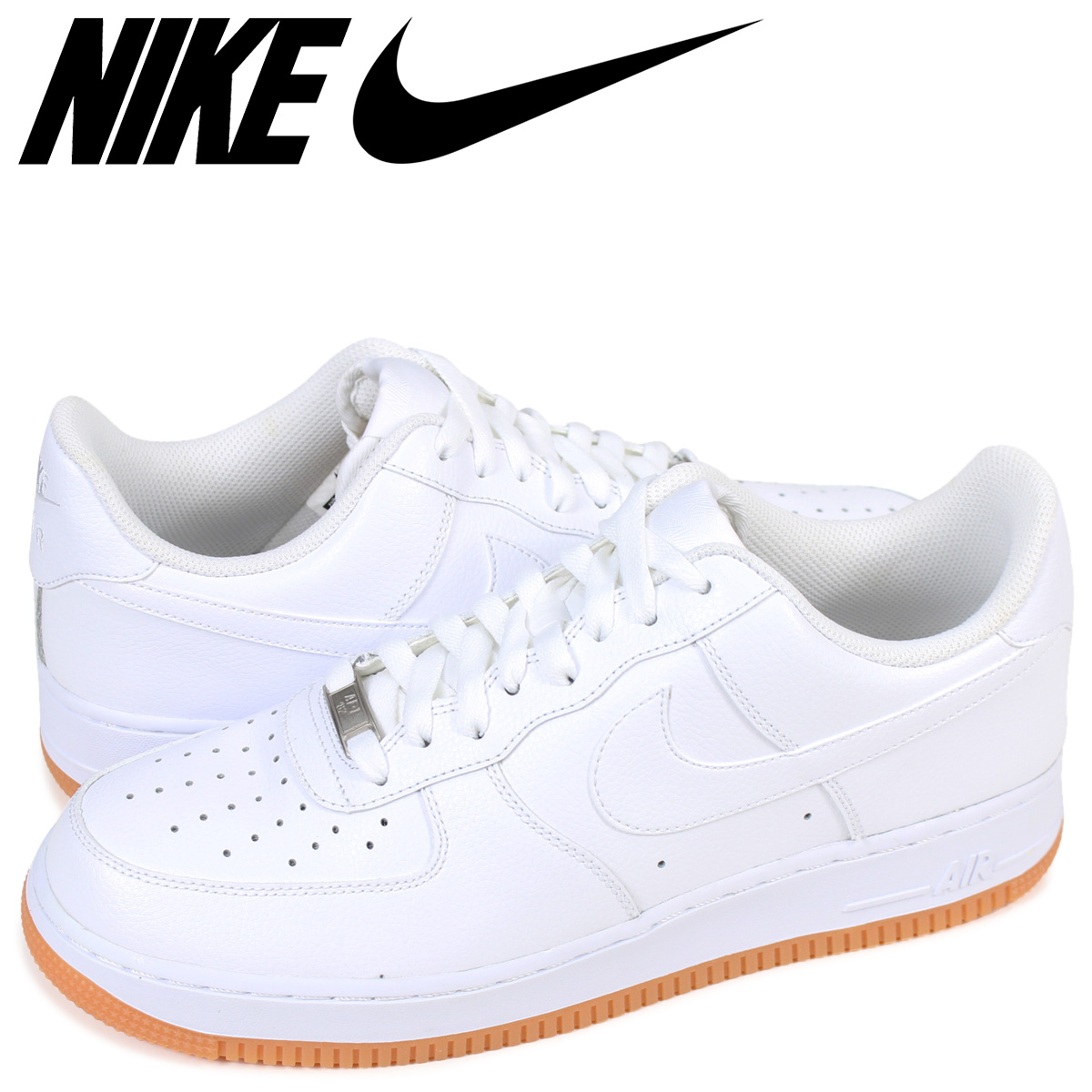 760249bc4c0b5e ALLSPORTS  NIKE AIR FORCE 1 LOW Nike air force 1 07 sneakers men white  488