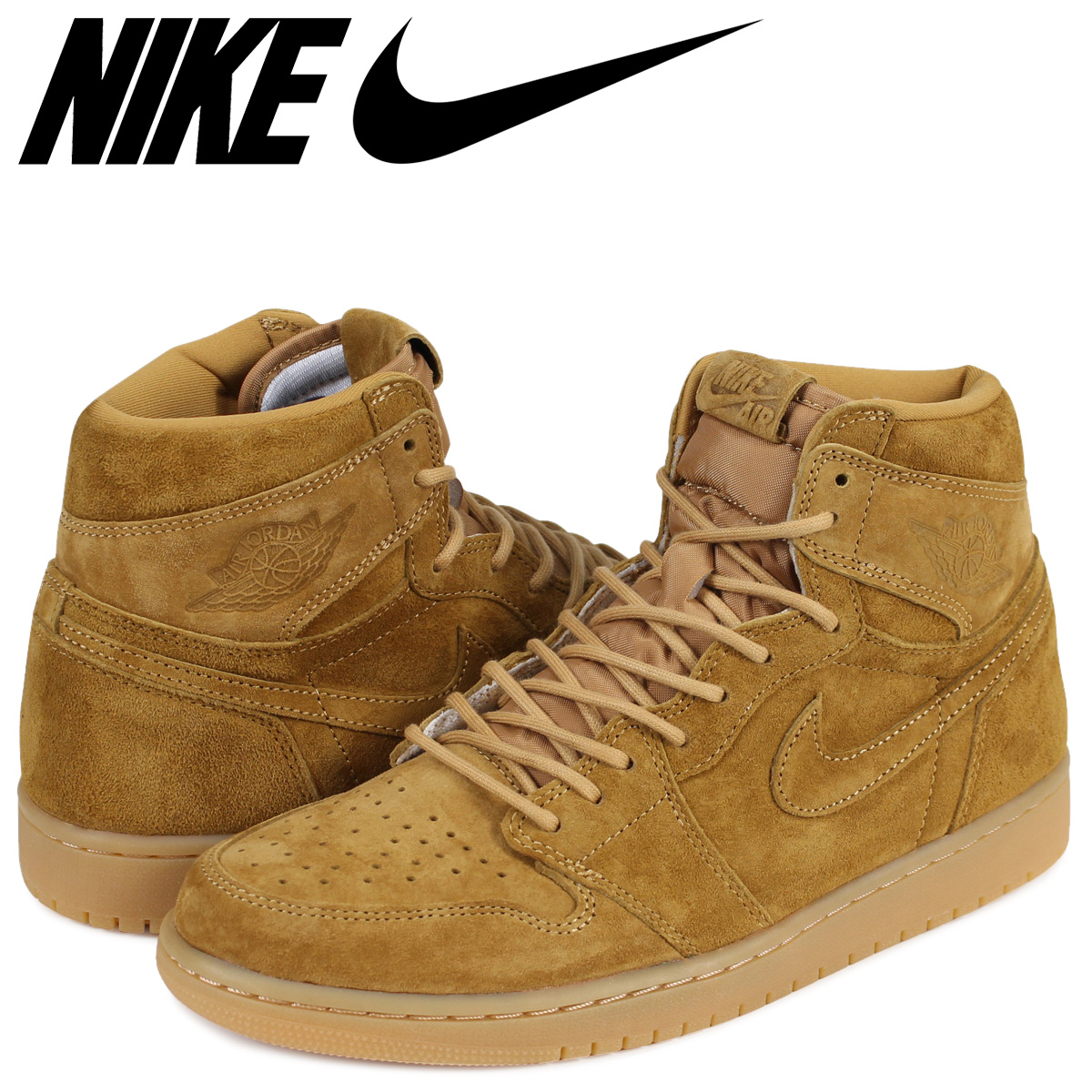 d67b9a3f72e NIKE AIR JORDAN 1 RETRO HIGH OG Nike Air Jordan 1 nostalgic high sneakers  555,088- ...