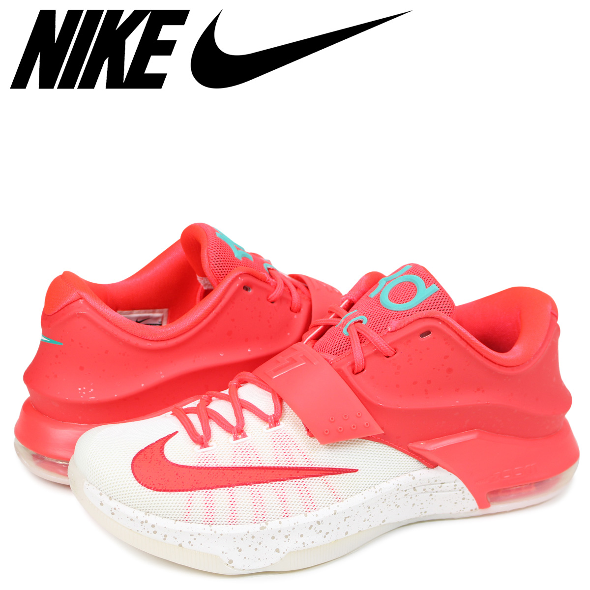 ... buy nike xmas nike kd 7 sneakers men 707560 613 kevin durant red 185  5c1a8 de401 2dc109abe
