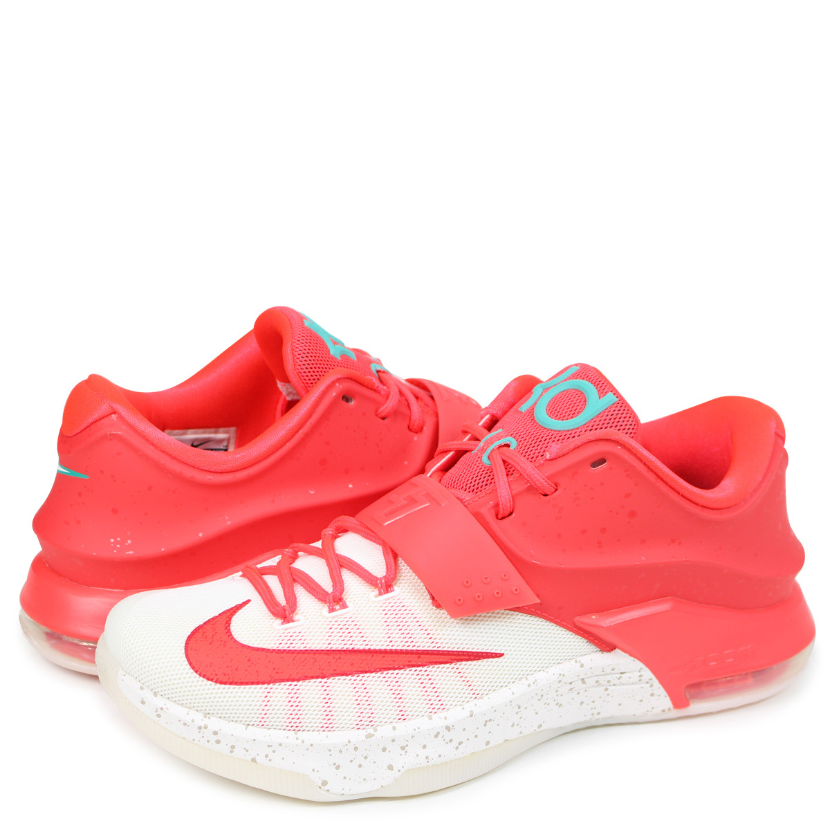 buy popular a39bf 4fa35 Nike NIKE KD 7 Kevin Durant sneakers men XMAS red 707,560-613 [196]