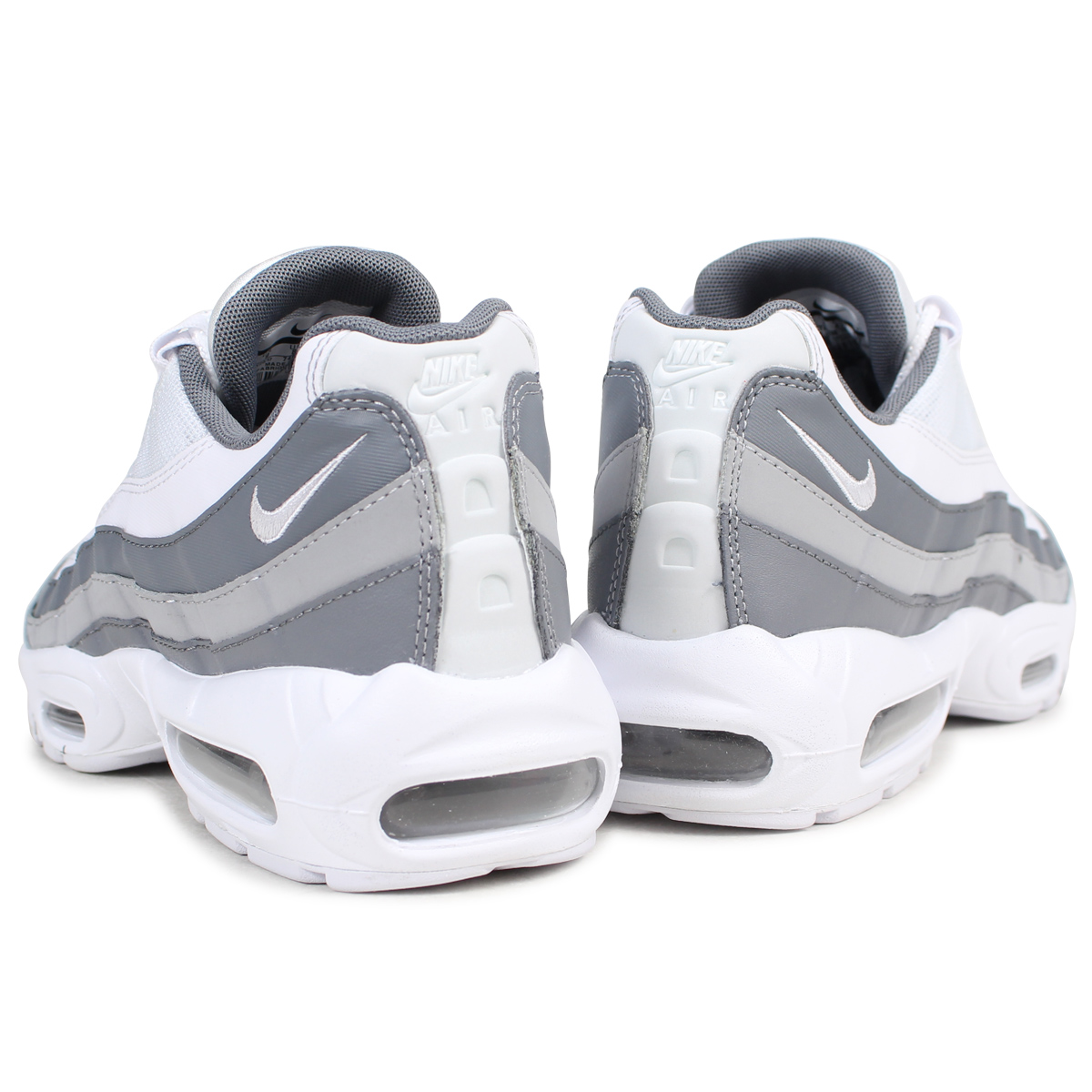 NIKE AIR MAX 95 ESSENTIAL Kie Ney AMAX 95 sneakers men 749,766 105 white [186]