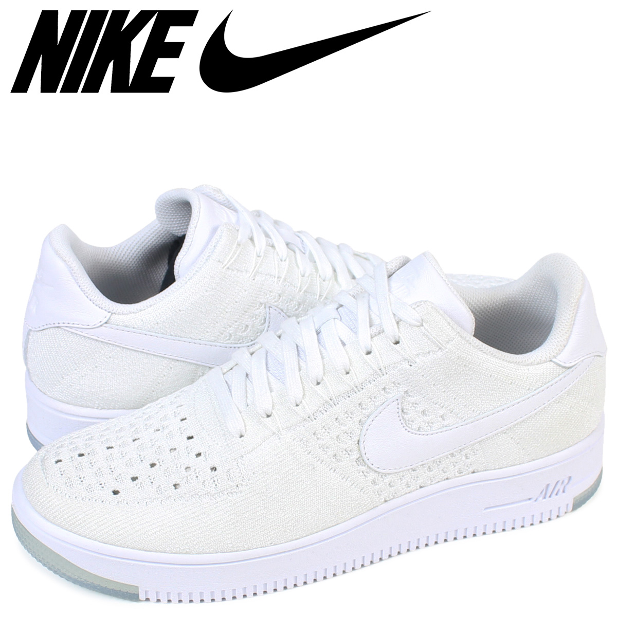 NIKE AIR FORCE 1 ULTRA FLYKNIT LOW Nike air force 1 fly knit sneakers  817 ed1de0be6a