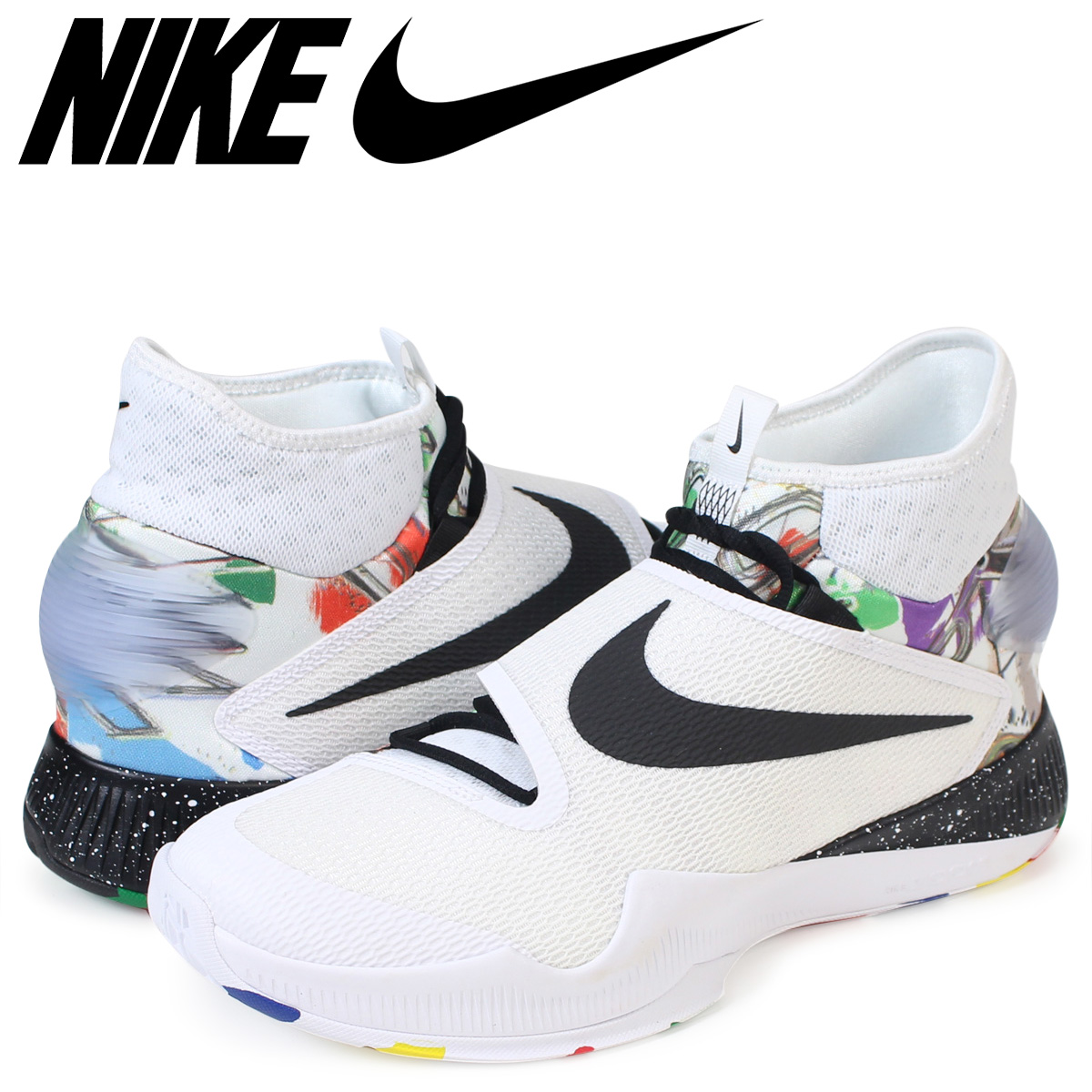 best selling better best loved Rais ugly knee car ZOOM HYPERREV 2016 LIMITED EP 820,220-100 men's shoes  white yes soft-headed NIKE Nike zoom