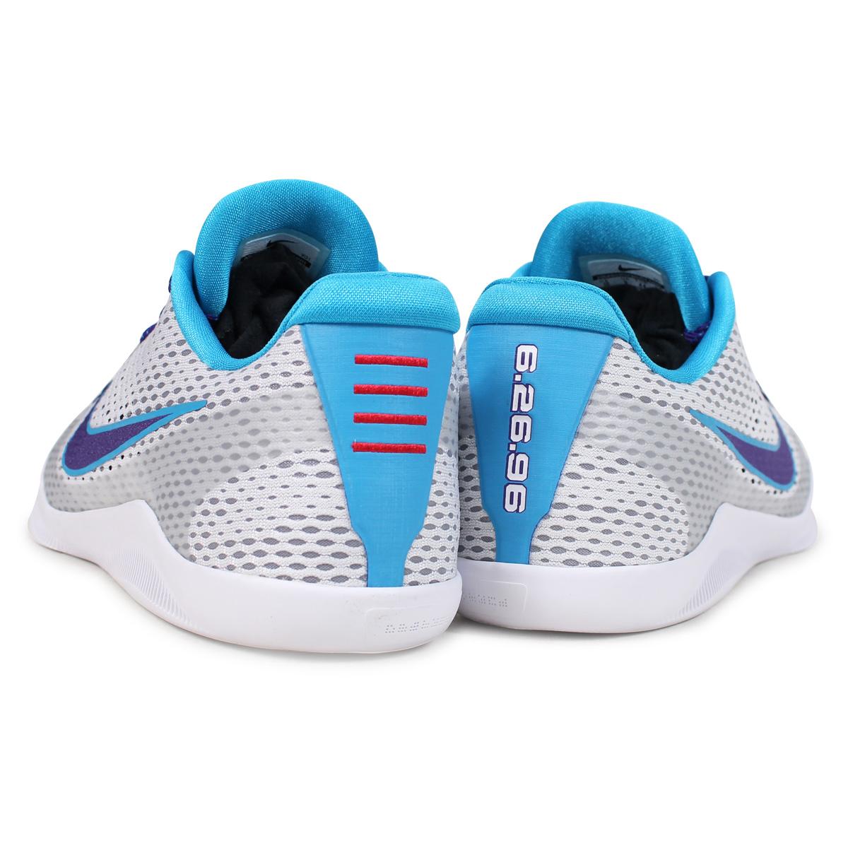 buy popular dc505 f8fc1 NIKE KOBE 11 HORNETS DRAFT DAY Nike Corby 11 sneakers men 836,183-154 white  185