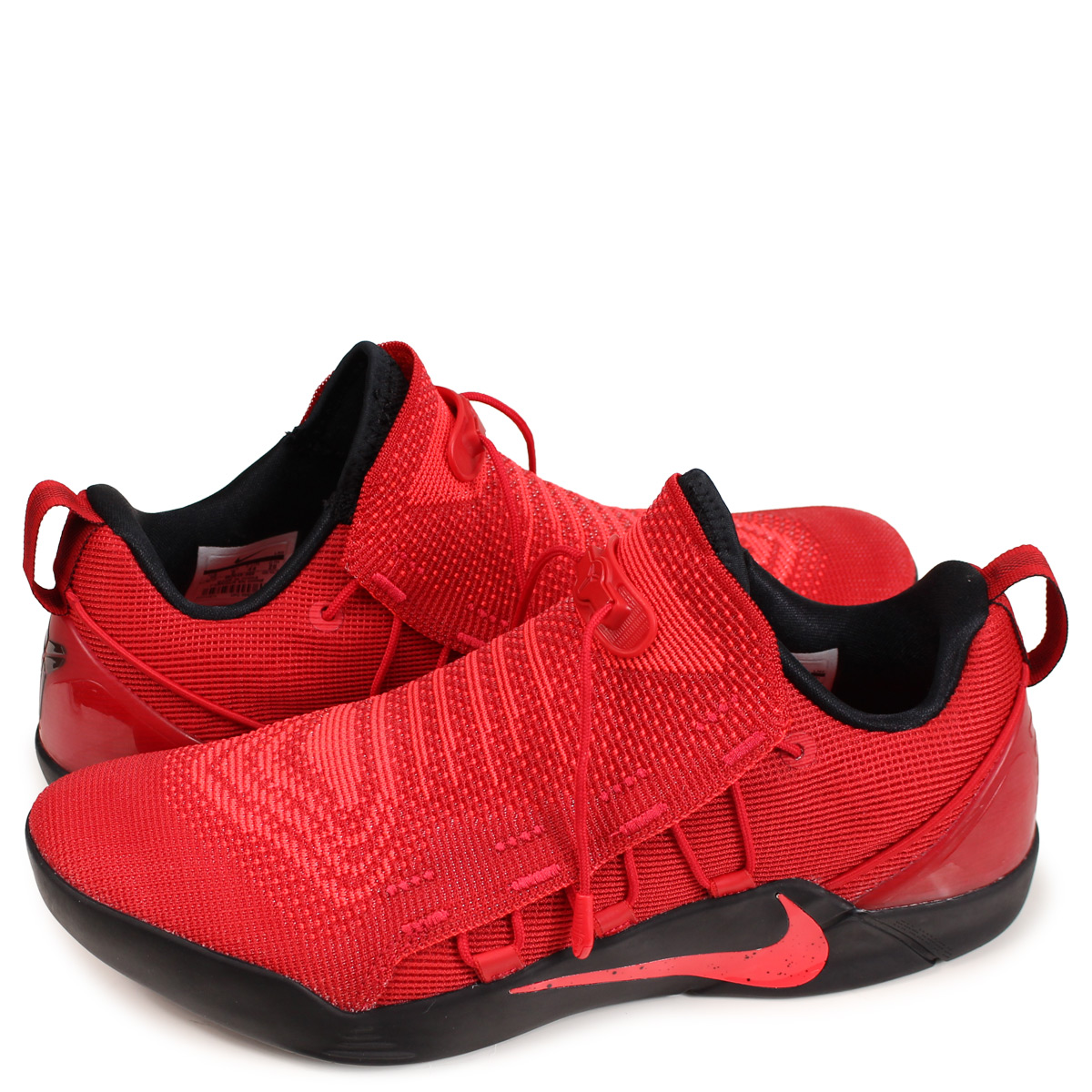 new style fcc80 64a9c Nike NIKE Corby A.D. Sneakers men KOBE A.D. NXT red 882,049-600