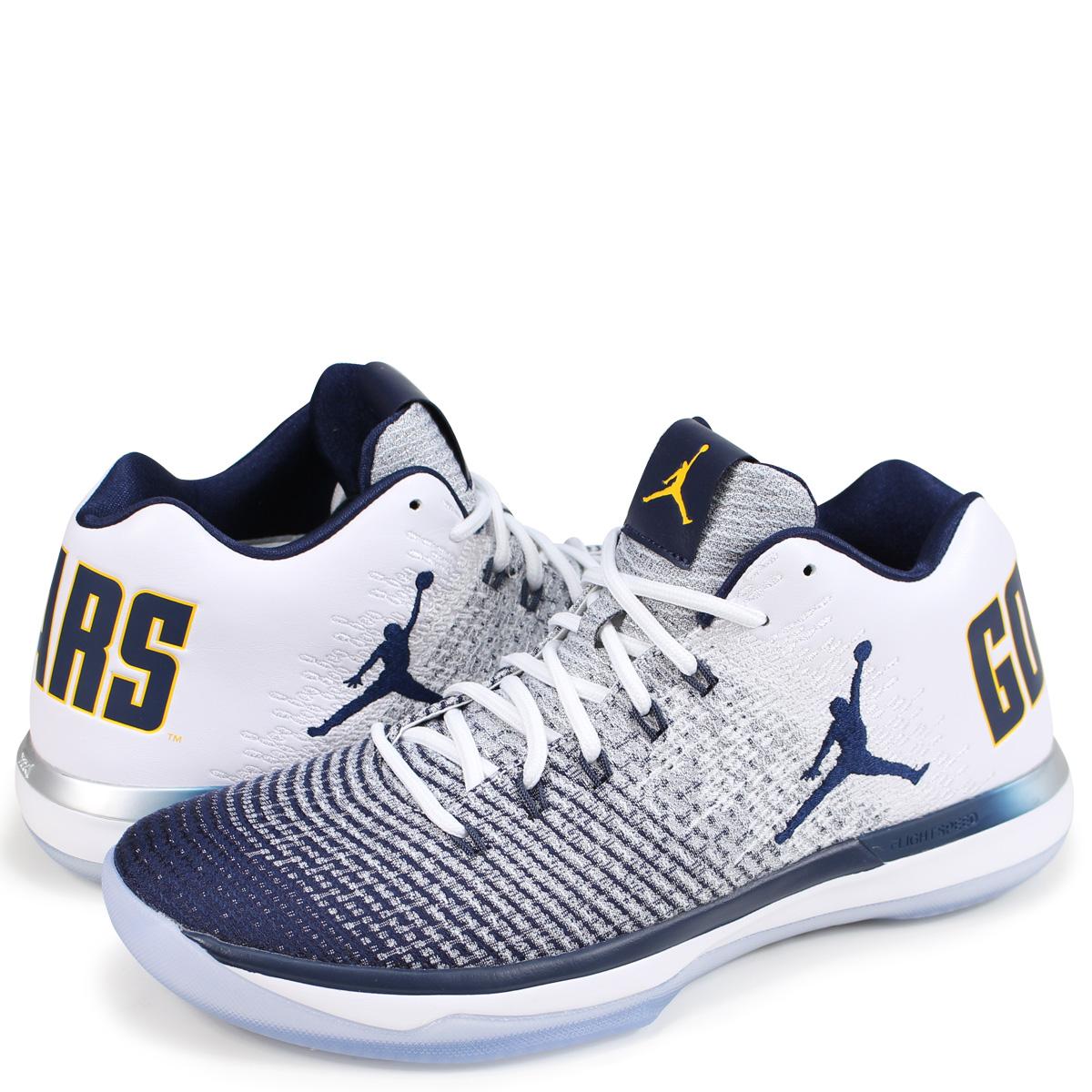 super popular 51ca3 c1882 NIKE AIR JORDAN XXX1 LOW CALIFORNIA Nike Air Jordan 31 sneakers men  897,564-118 white ...