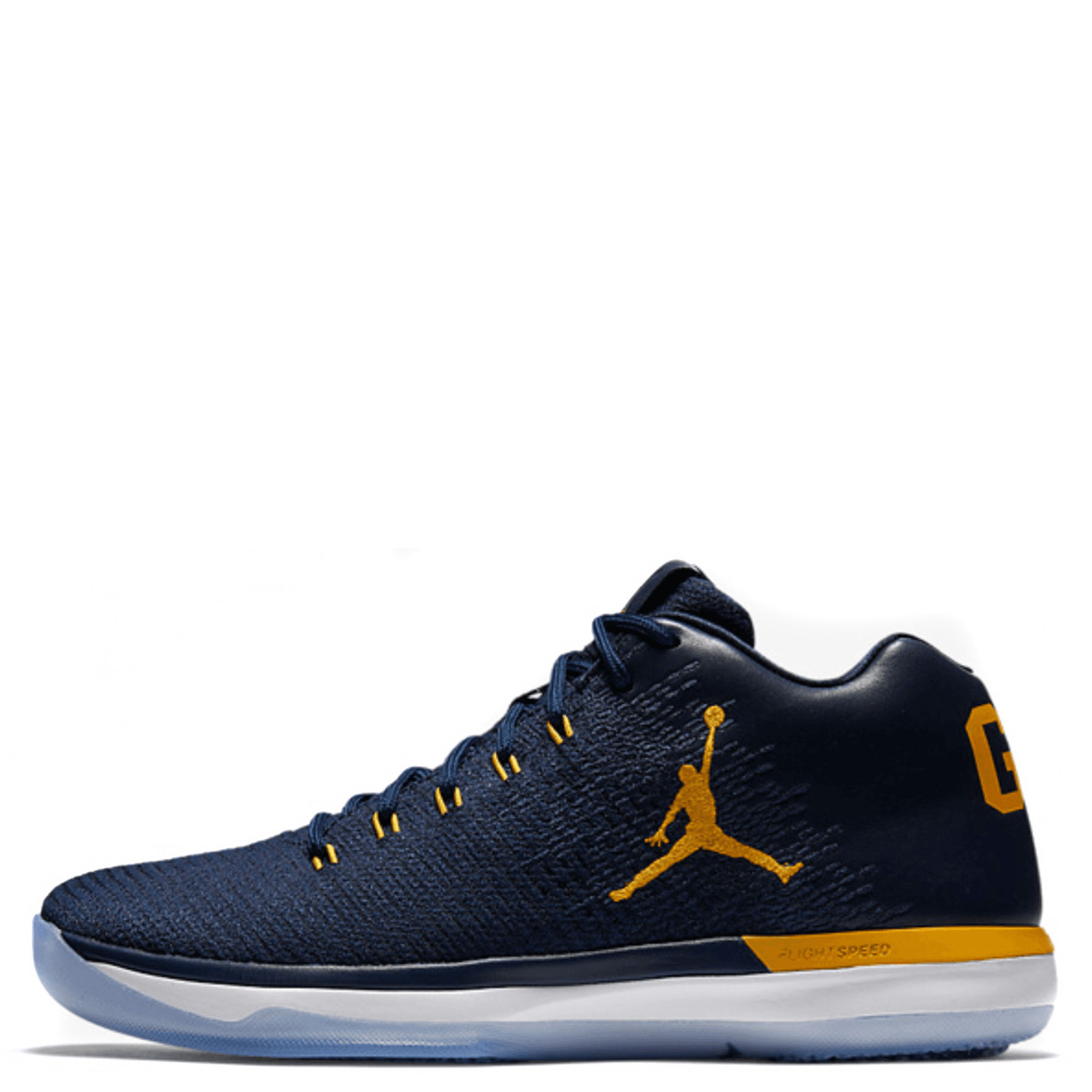 quality design 117f4 41d4c Nike NIKE Air Jordan 31 sneakers men AIR JORDAN 31 LOW MICHIGAN navy  845,037-021 [192]