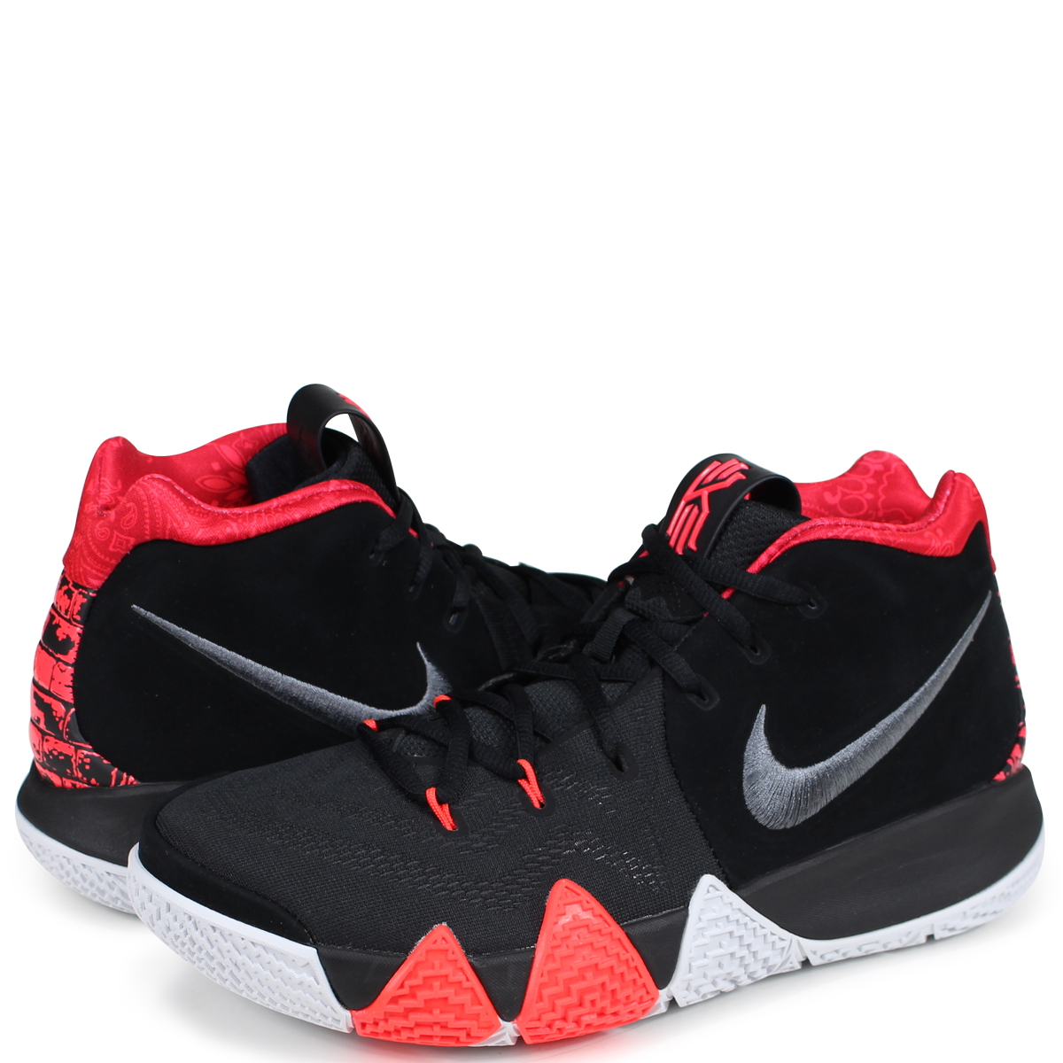 d7a61d5e1e66 ALLSPORTS  NIKE KYRIE 4 EP 41 FOR THE AGES Nike chi Lee 4 sneakers ...