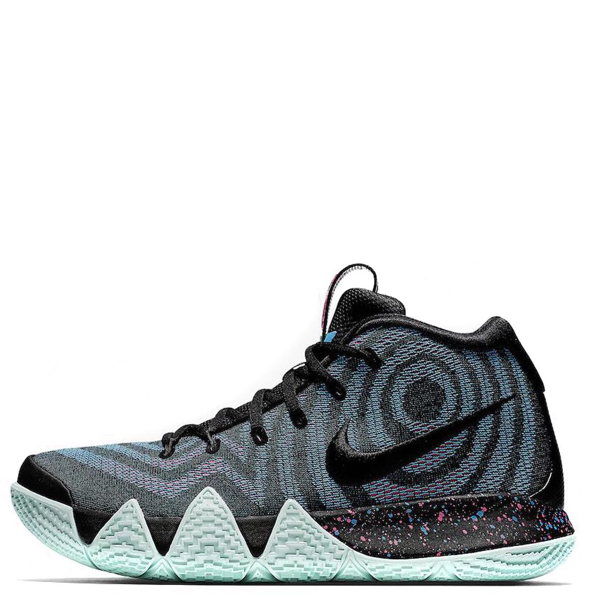 cc9c04fb1936 ALLSPORTS  Nike NIKE chi Lee 4 sneakers men KYRIE 4 EP black 943