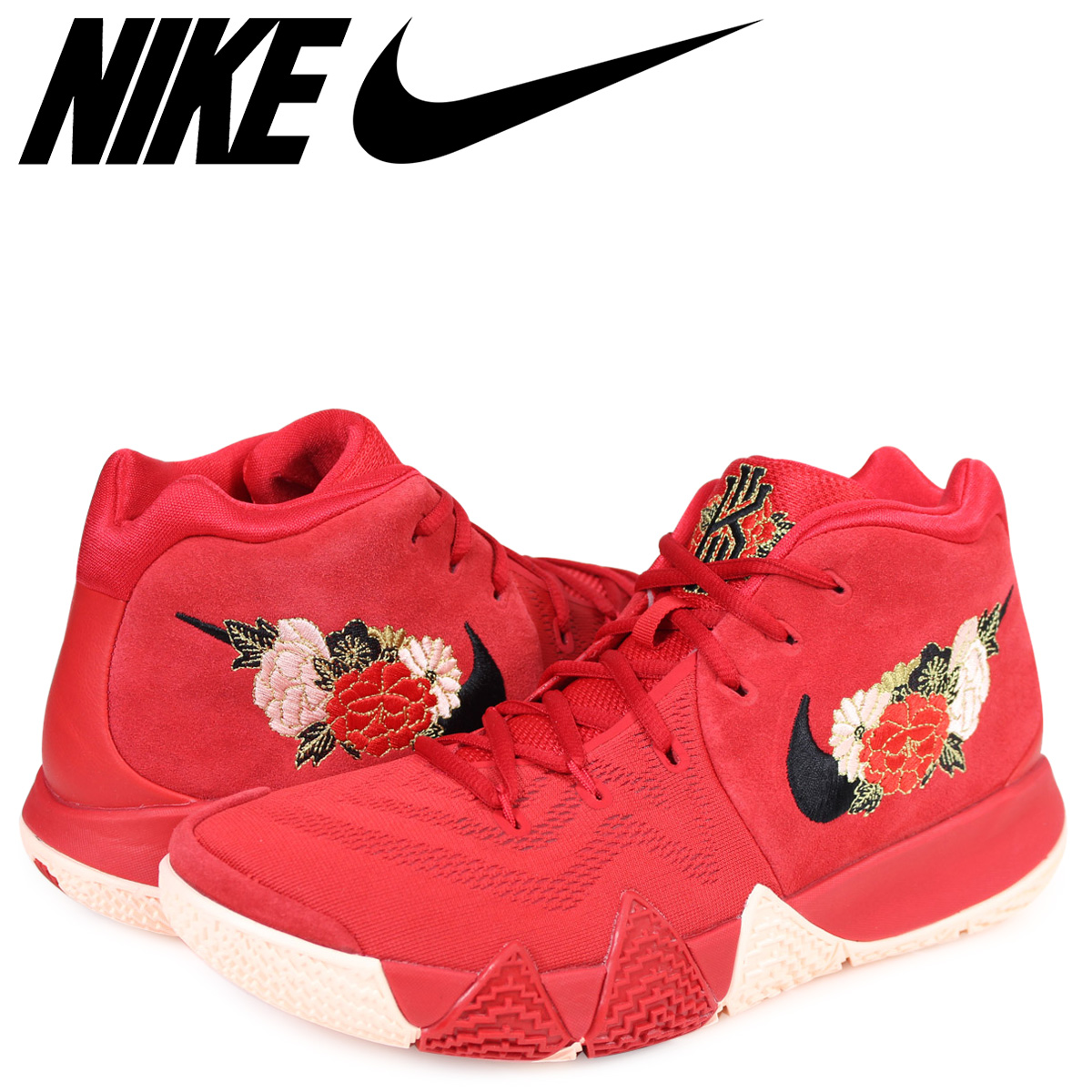 separation shoes d425b c6f49 NIKE KYRIE 4 EP CNY Nike chi Lee 4 sneakers men red 943,807-600 [183]