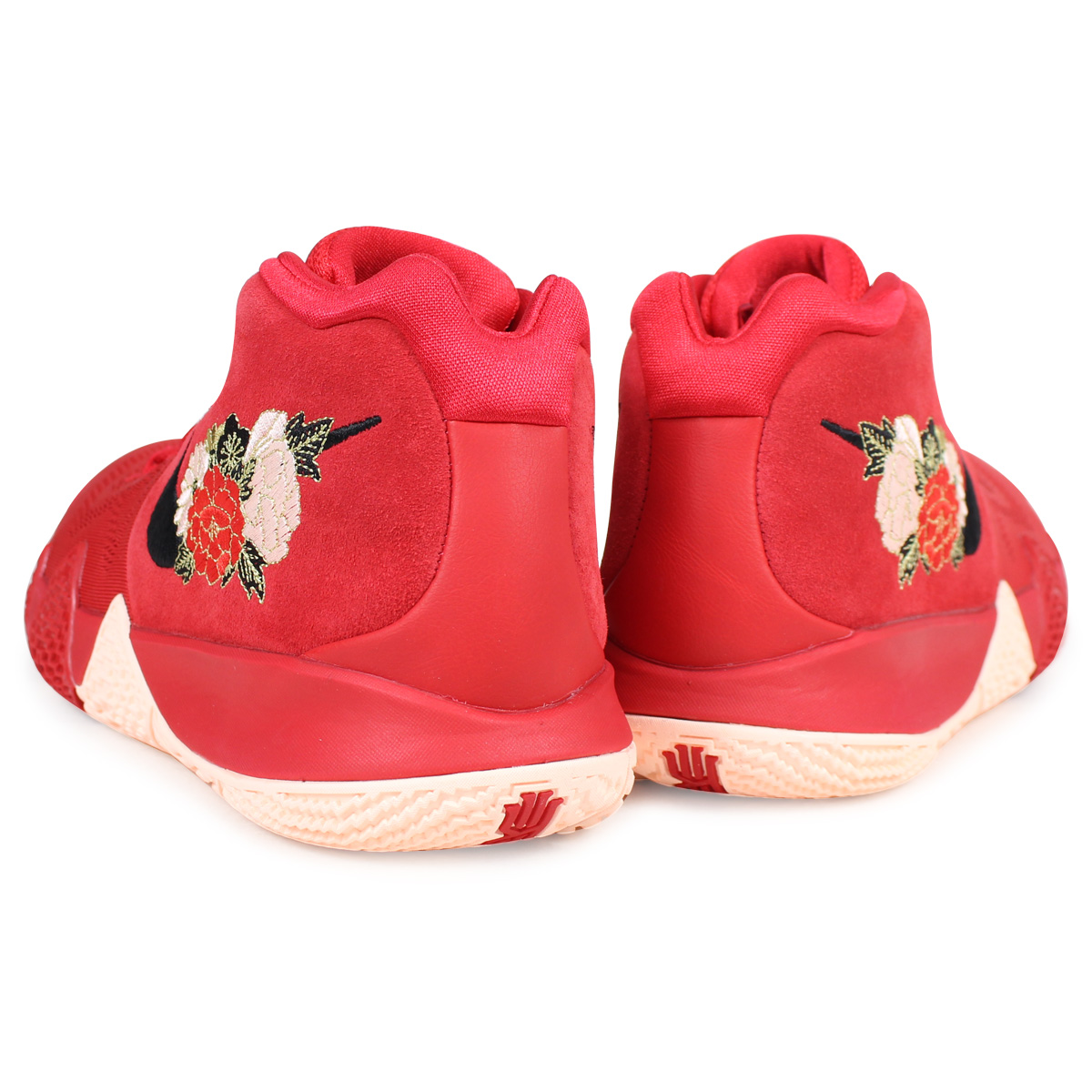 separation shoes a4f10 42450 NIKE KYRIE 4 EP CNY Nike chi Lee 4 sneakers men red 943,807-600 [183]
