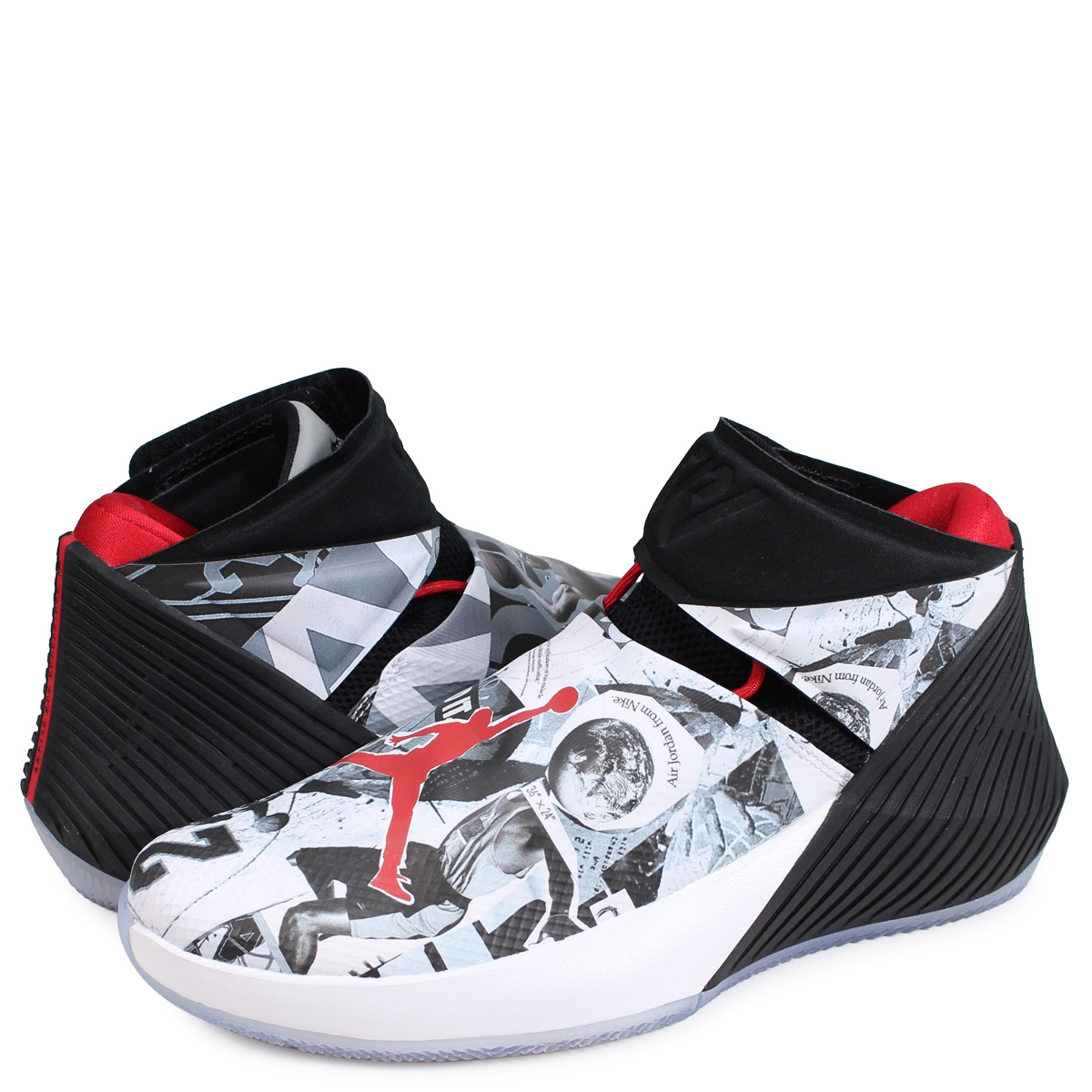 Nike NIKE Jordan sneakers men JORDAN WHY NOT ZER0.1 MIRROR IMAGE white  AA2510-104 9e57b299e55e