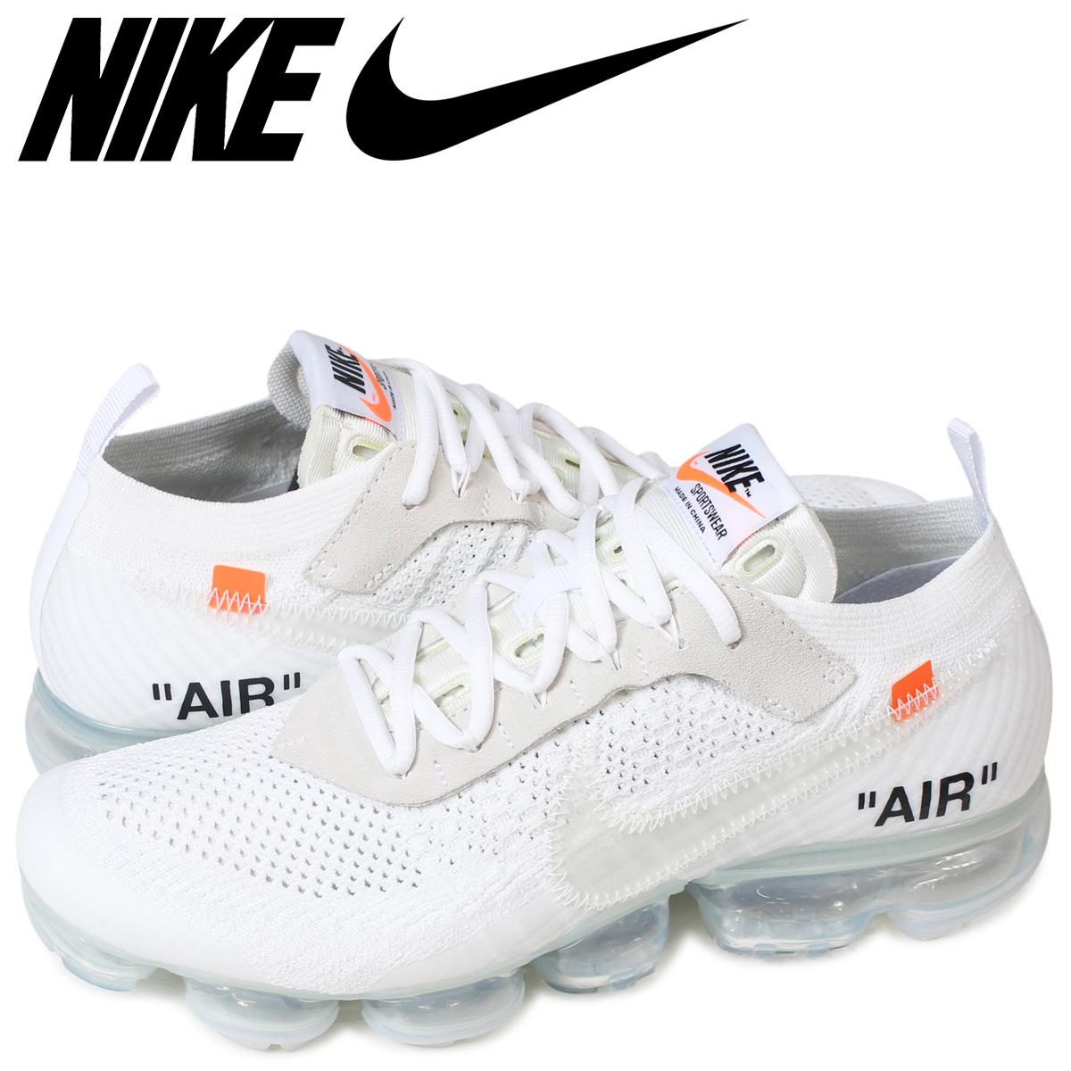 0a6977a2eaf ALLSPORTS  NIKE AIR VAPORMAX FLYKNIT THE TEN Nike air vapor max ...