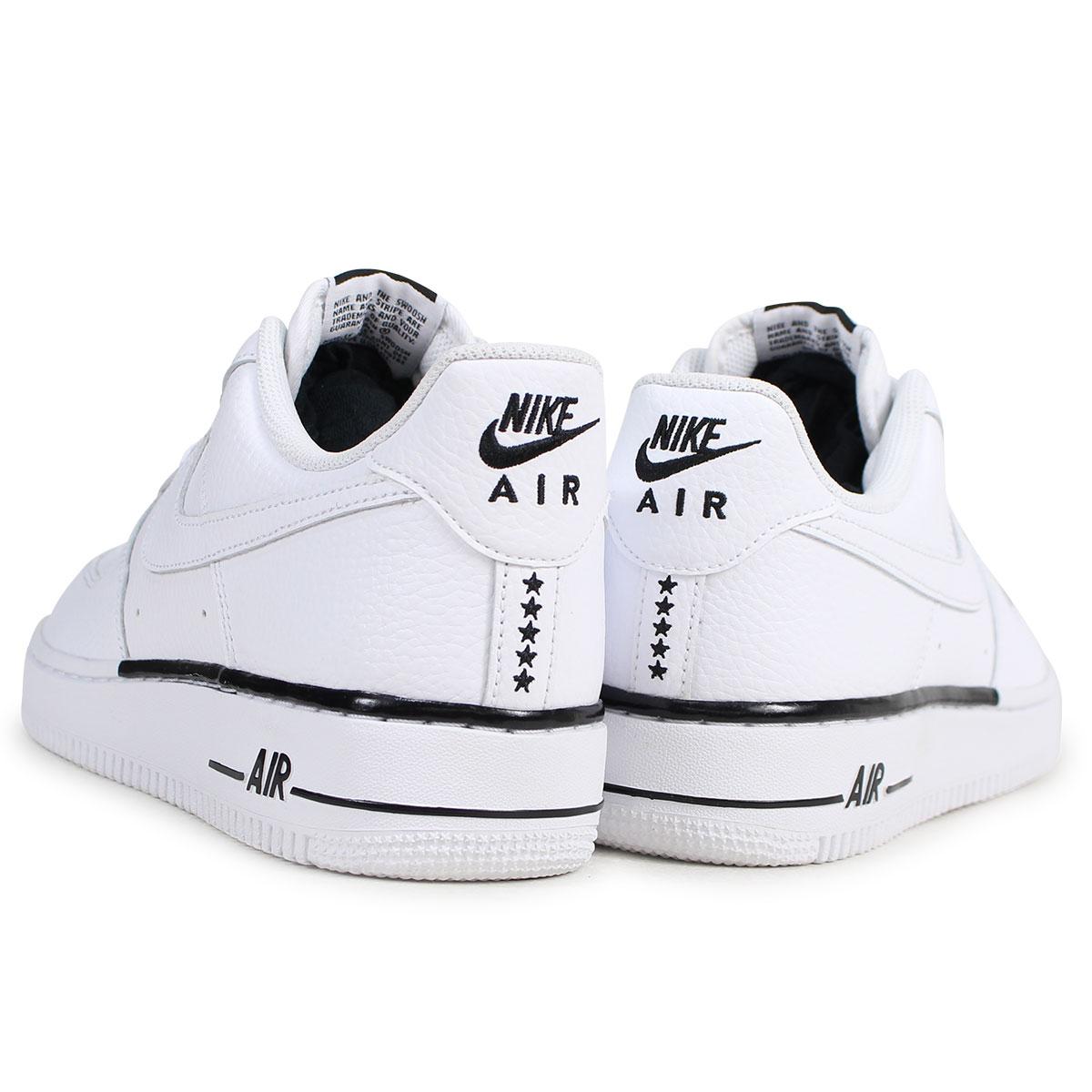 07 NIKE AIR FORCE 1 Nike air force 1 sneakers men AA4083 101 white