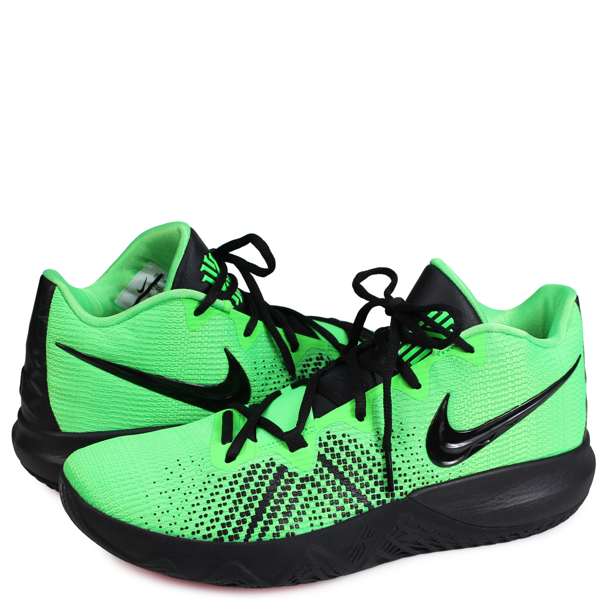 innovative design 1fa6d 35825 Nike NIKE chi leaf rat lap sneakers men KYRIE FLYTRAP green AA7071-300