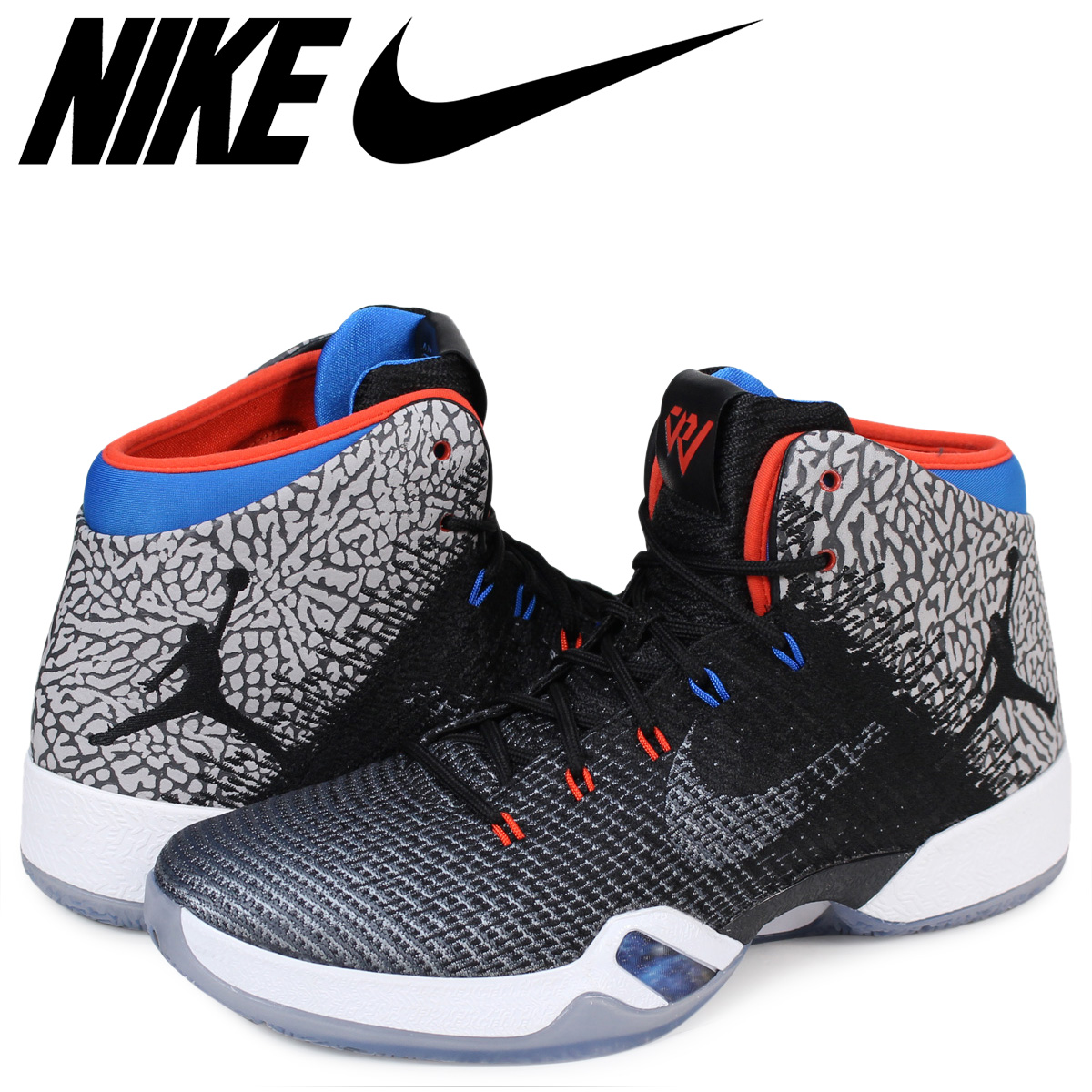a42c7f1923e ALLSPORTS  NIKE AIR JORDAN XXI WHY NOT Nike Air Jordan 31 sneakers ...