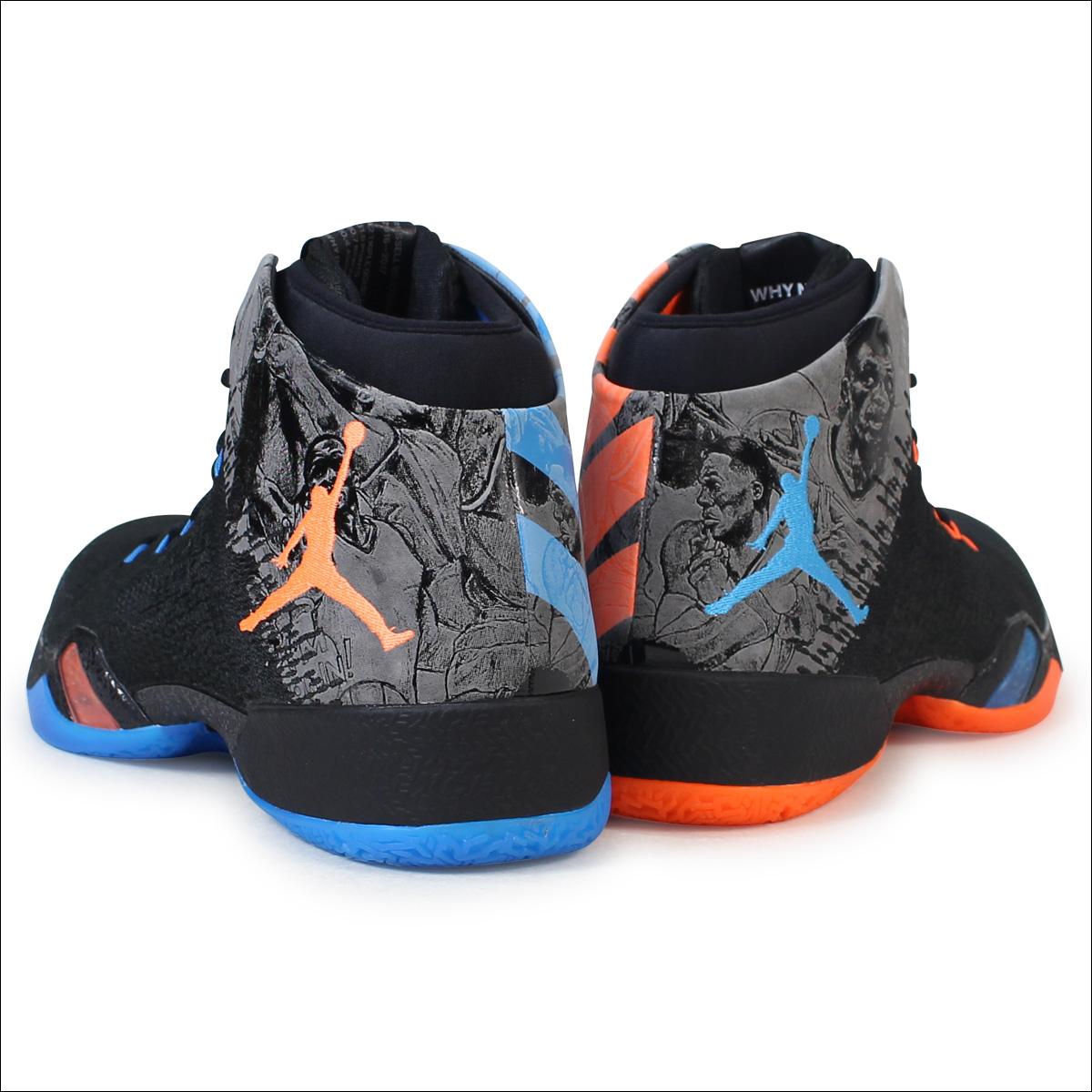 buy online 7c140 5e438 NIKE Nike Air Jordan 31 sneakers AIR JORDAN XXXI Russell Westbrook MVP  AA9794-023 men shoes black
