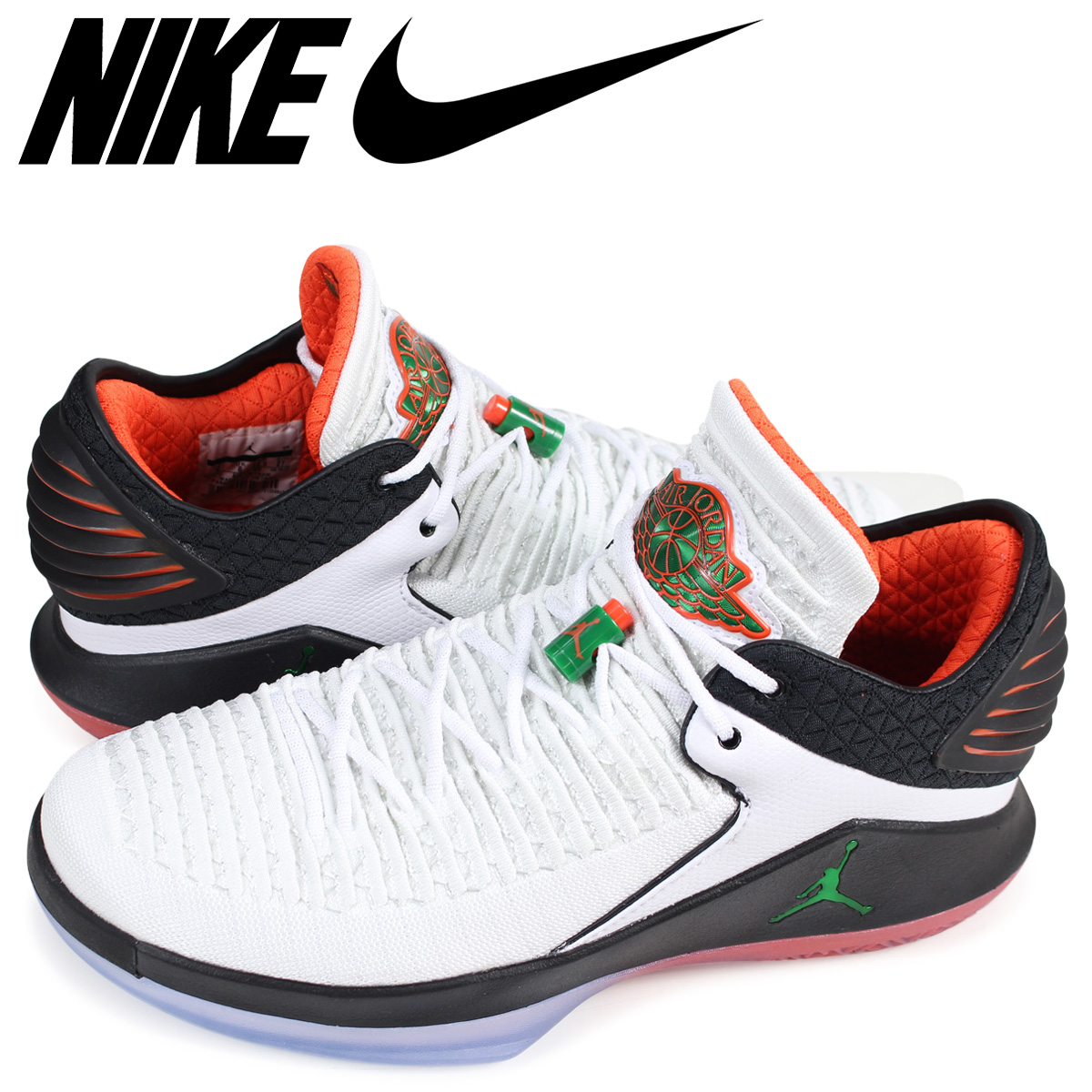 37838a55c87 NIKE AIR JORDAN 32 LOW PF GATORADE Nike Air Jordan 32 sneakers AH3347-100  men ...