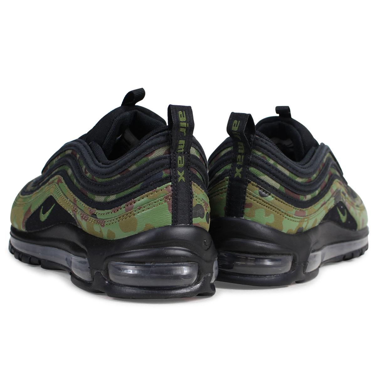Nike AIR MAX 97 'Country CAMO Japan' AJ2614 203: