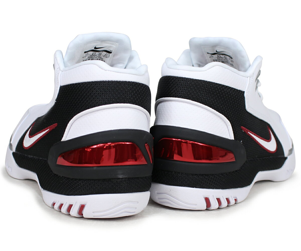 98df3c5114488 NIKE AIR ZOOM GENERATION Nike air zoom generation sneakers men AJ4204-101  white  1810