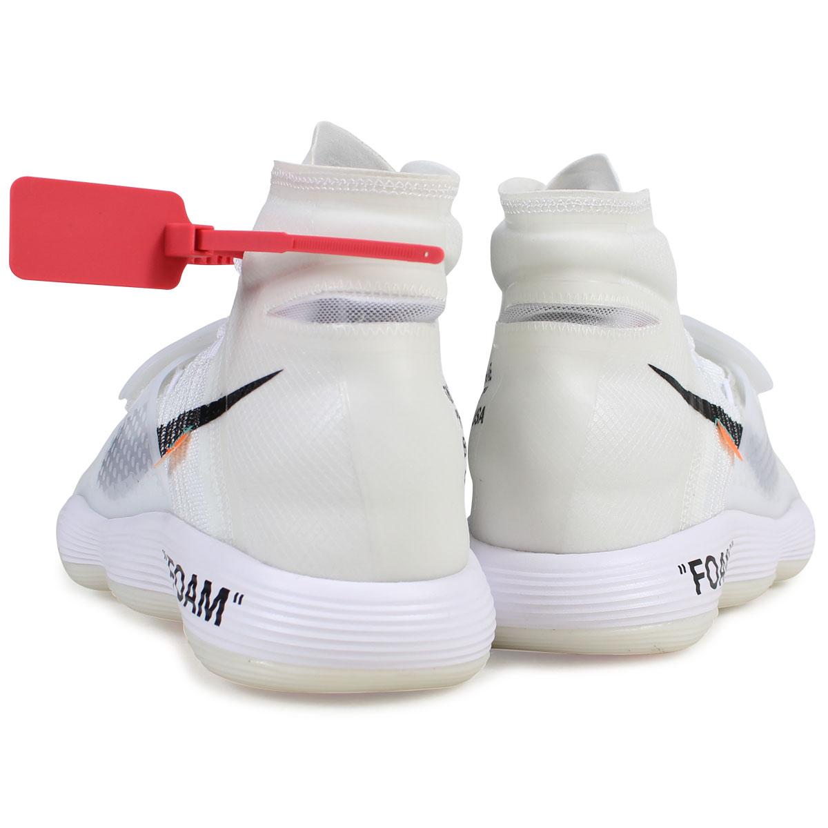 28a22fe0e8fb NIKE THE TEN REACT HYPERDUNK 2017 FK Nike OFF-WHITE hyper dunk sneakers men  AJ4578-100 white