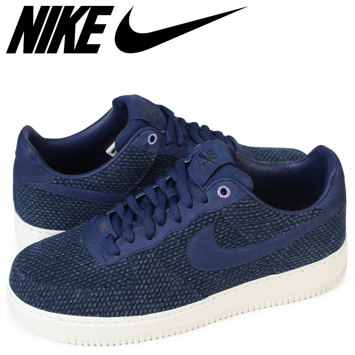 NIKE air force 1 sneakers AIR FORCE 1 LOW AIZOME AJ5514 991 low men shoes navy