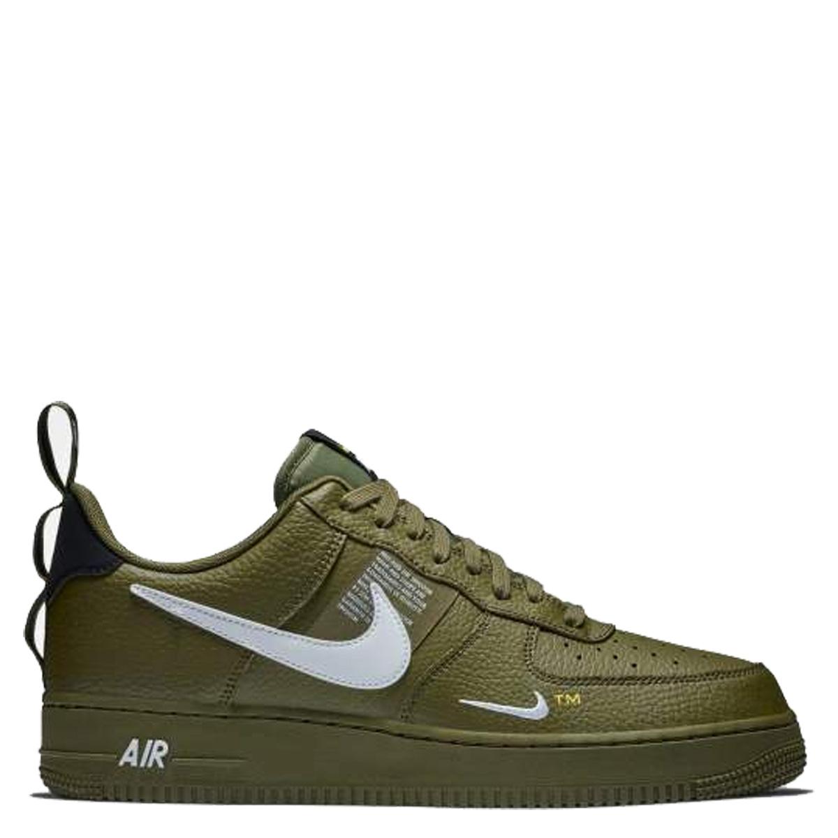 nike air force 1 07 verde oliva