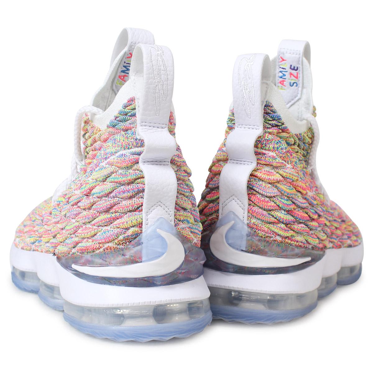 f3e92e54fa98 NIKE LEBRON 15 EP CEREAL Nike Revlon 15 sneakers men AO1754-900 white  185