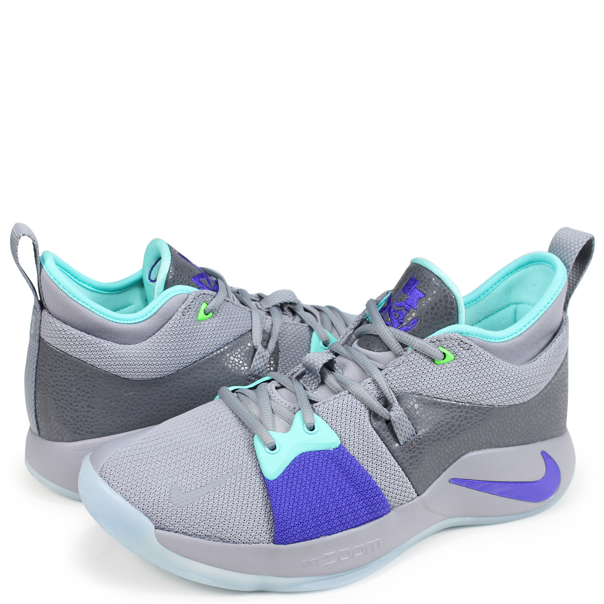 newest collection c1442 b3bbc NIKE PG 2 EP Nike PG2 sneakers men AO2984-002 gray [189]