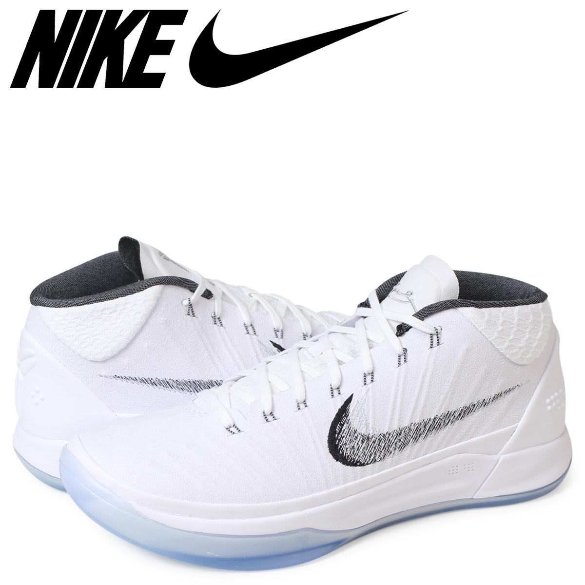 3ffc3fc6cc31 ALLSPORTS  NIKE KOBE AD EP Nike Corby sneakers men AO9050-100 white ...