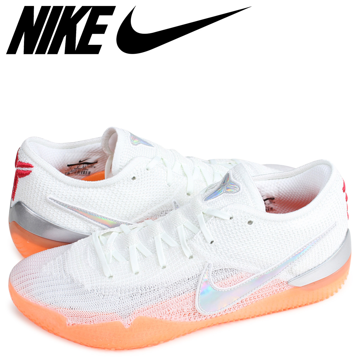 finest selection 6000b 82e78 NIKE KOBE AD NXT 360 Nike Corby sneakers men AQ1087-100 white [187]