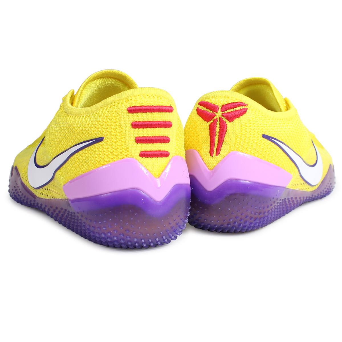 b56575f5377 NIKE KOBE AD NXT 360 YELLOW STRIKE Nike Corby sneakers men AQ1087-700 yellow   187