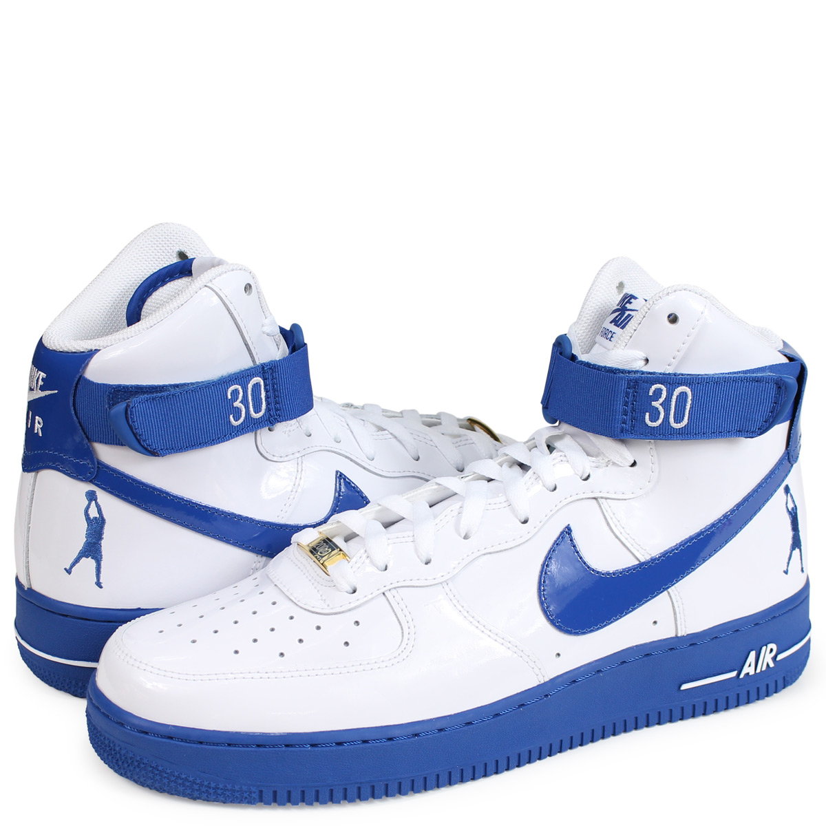 on sale ba739 6ea96 Nike NIKE air force 1 sneakers men AIR FORCE 1 HIGH RETRO CT16 QS white  AQ4229 ...