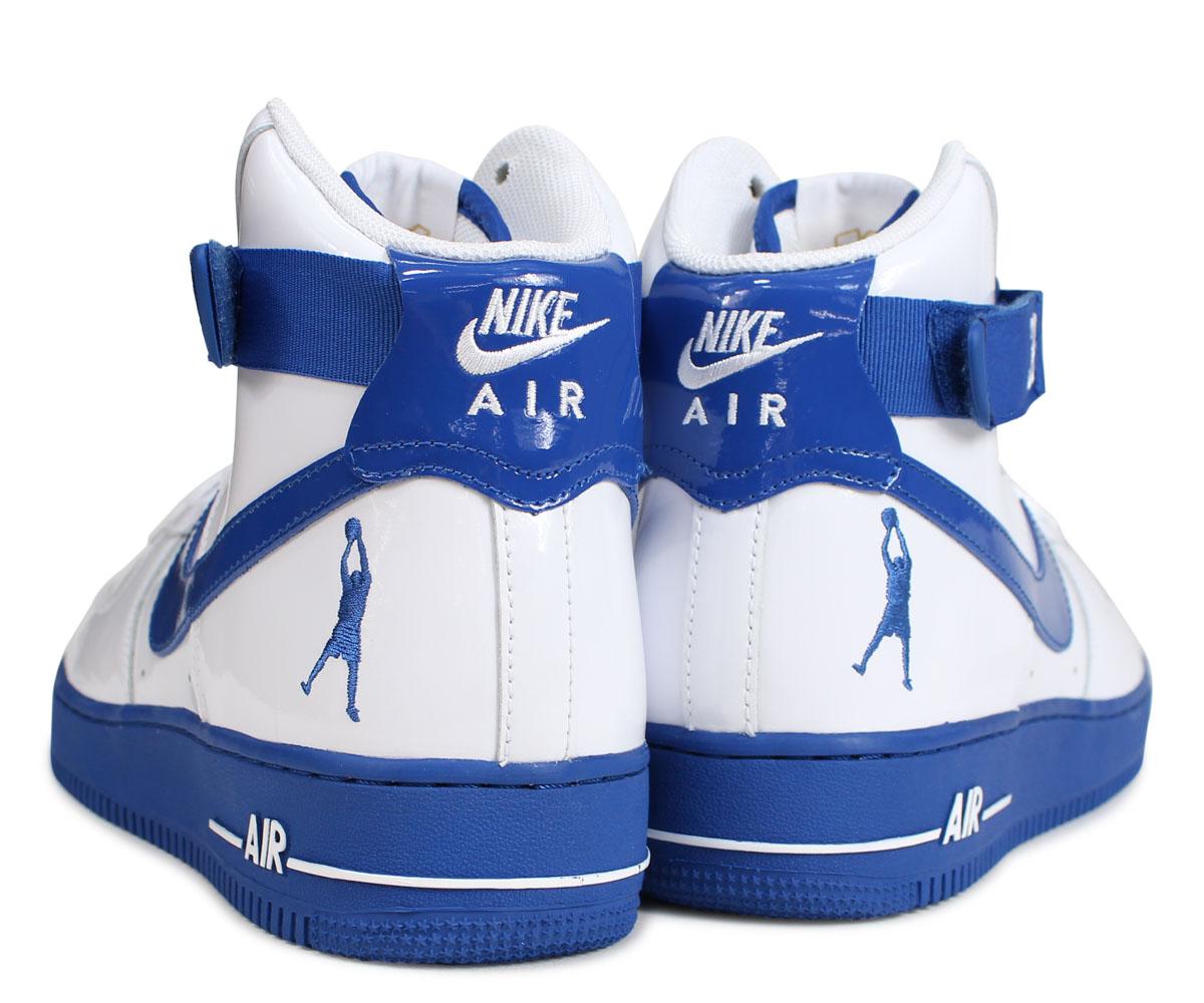Nike NIKE air force 1 sneakers men AIR FORCE 1 HIGH RETRO CT16 QS white AQ4229 100