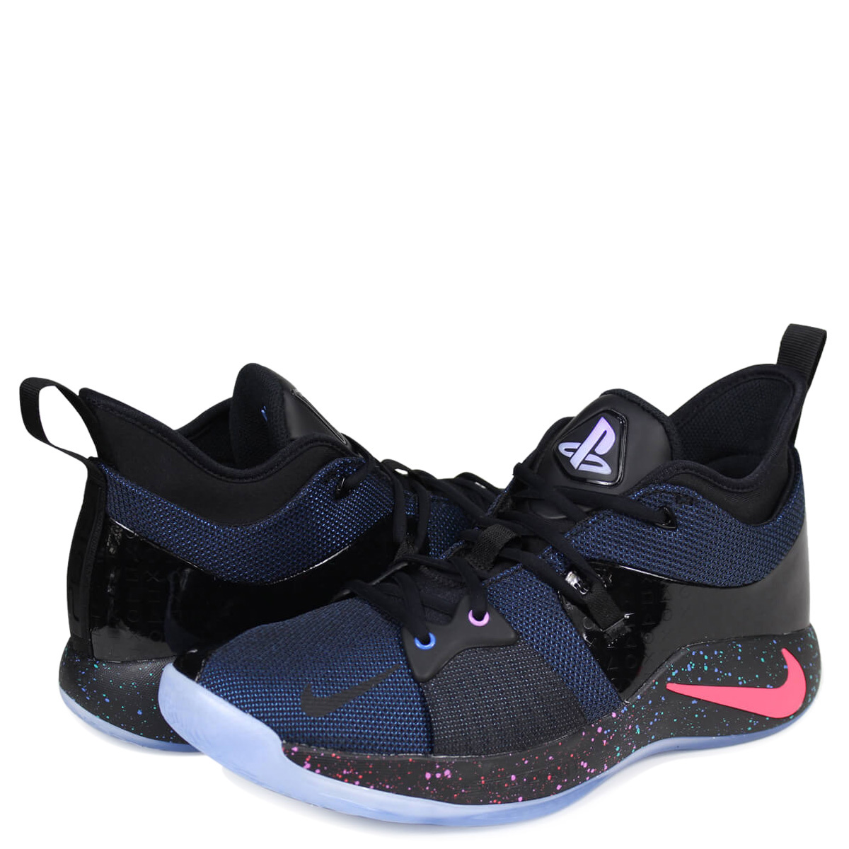 best sneakers 1bb95 9e297 Nike NIKE PG2 sneakers men PG 2 EP PLAYSTATION black black AT7816-002 [196]
