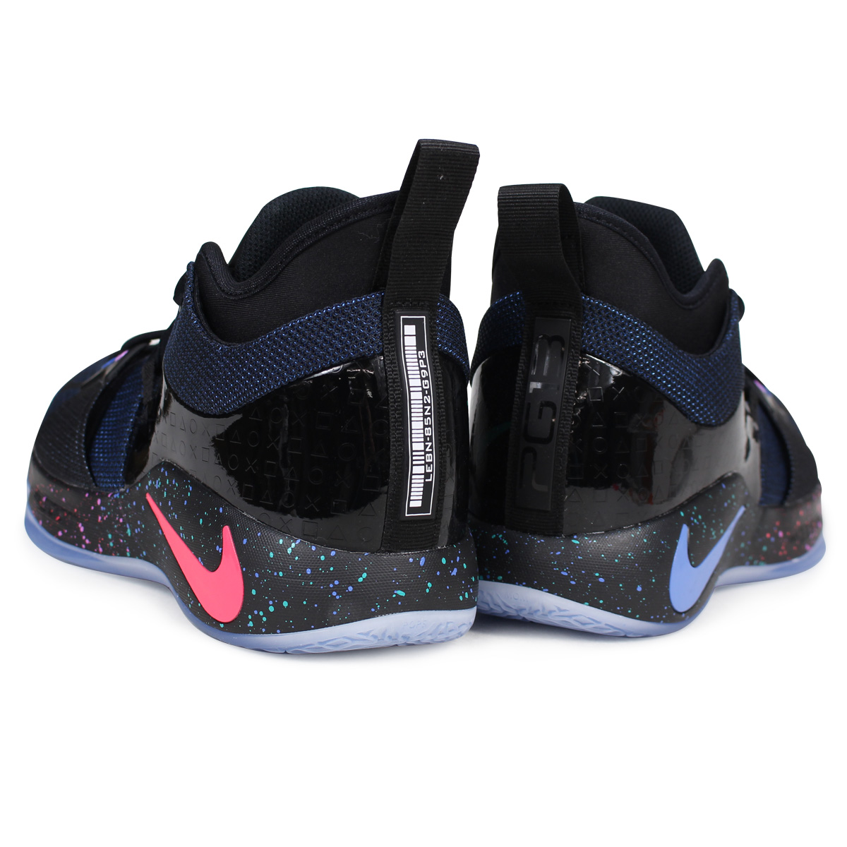 70cc299d257b1b NIKE PG 2 EP PLAYSTATION Nike PG2 sneakers men black AT7816-002  183