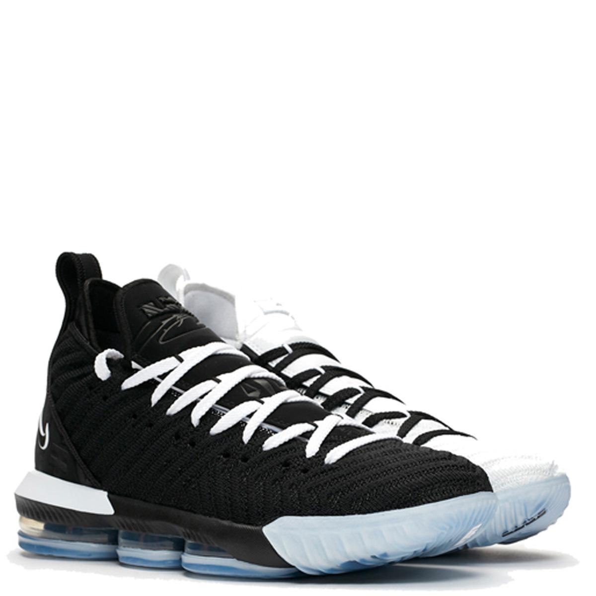 new product 13b06 b4b31 Nike NIKE Revlon 16 sneakers men LEBRON 16 EQUALITY black white black and  white BQ5970-100 [197]
