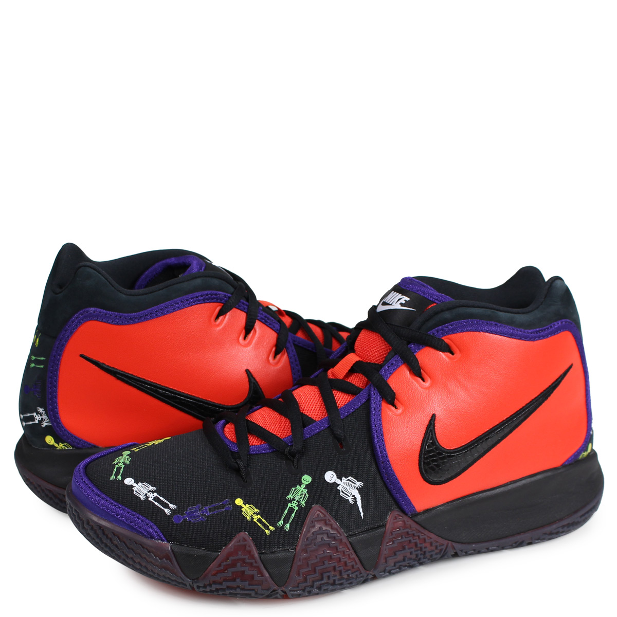 b99bc376985 ALLSPORTS  Nike NIKE chi Lee 4 sneakers men KYRIE 4 DOTD TV PE 1 black  CI0278-800  1812
