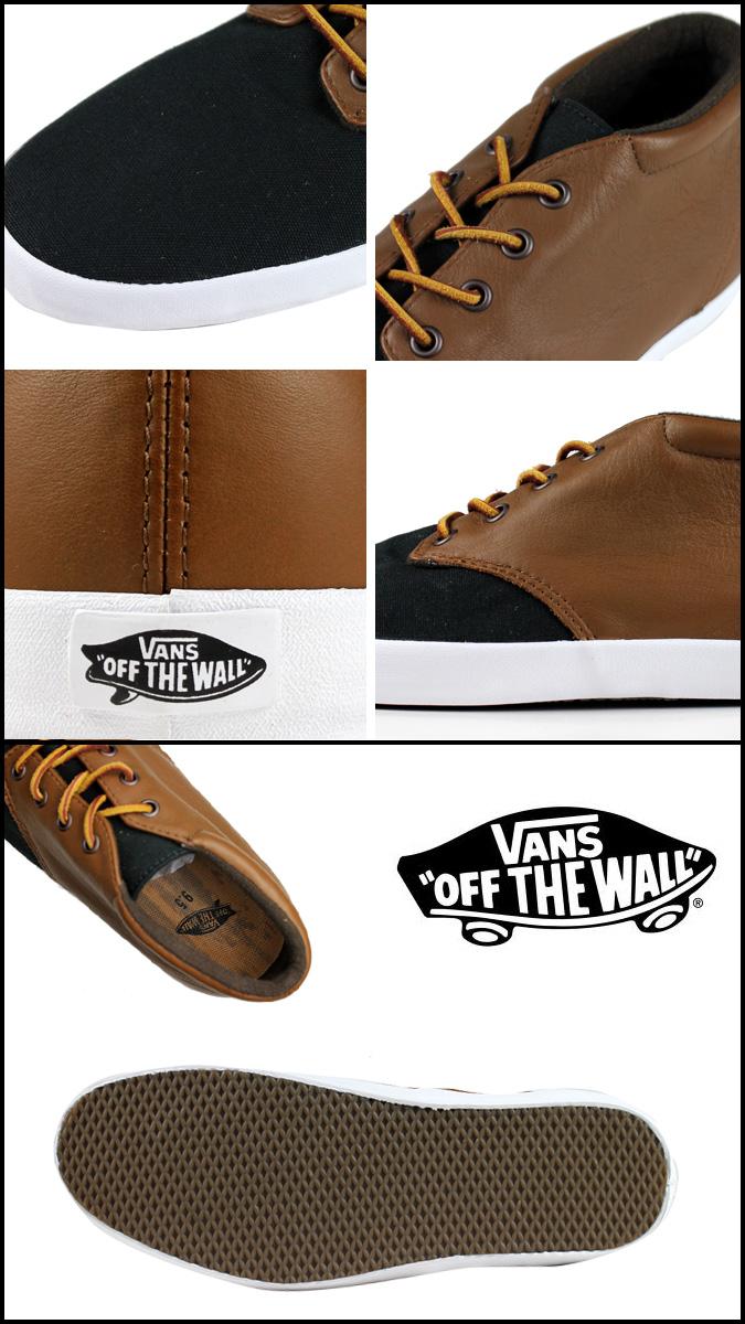 d3239a6df2e ALLSPORTS  VANS vans sneakers DEL NORTE VN-0NKl55W men shoes brown ...