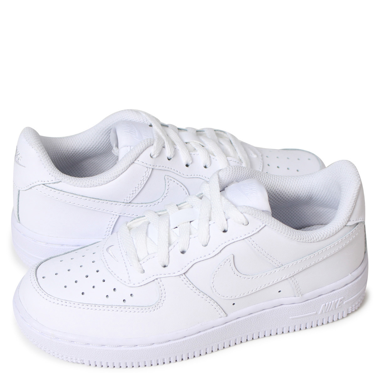 Nike NIKE air force 1 sneakers kids AIR FORCE 1 PS white white 314,193 117 [196]