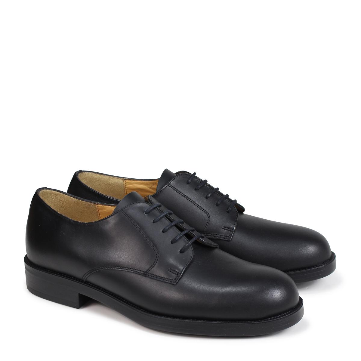 【最大2000円OFFクーポン】 【訳あり】 【BOX破損】 KLEMAN PASTANI クレマン 靴 プレーントゥ シューズ メンズ PLAIN TOE SHOES ブラック 黒 VA73102 【返品不可】