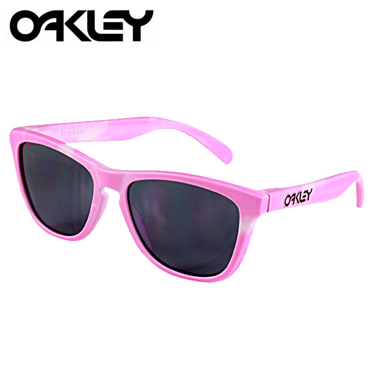 b546976abc ALLSPORTS   SOLD OUT  Oakley Oakley Sunglasses Frogskins frog skin glasses  03-203 Berry milk men women